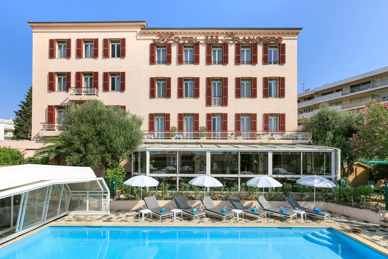 Hotel des Orangers Cannes