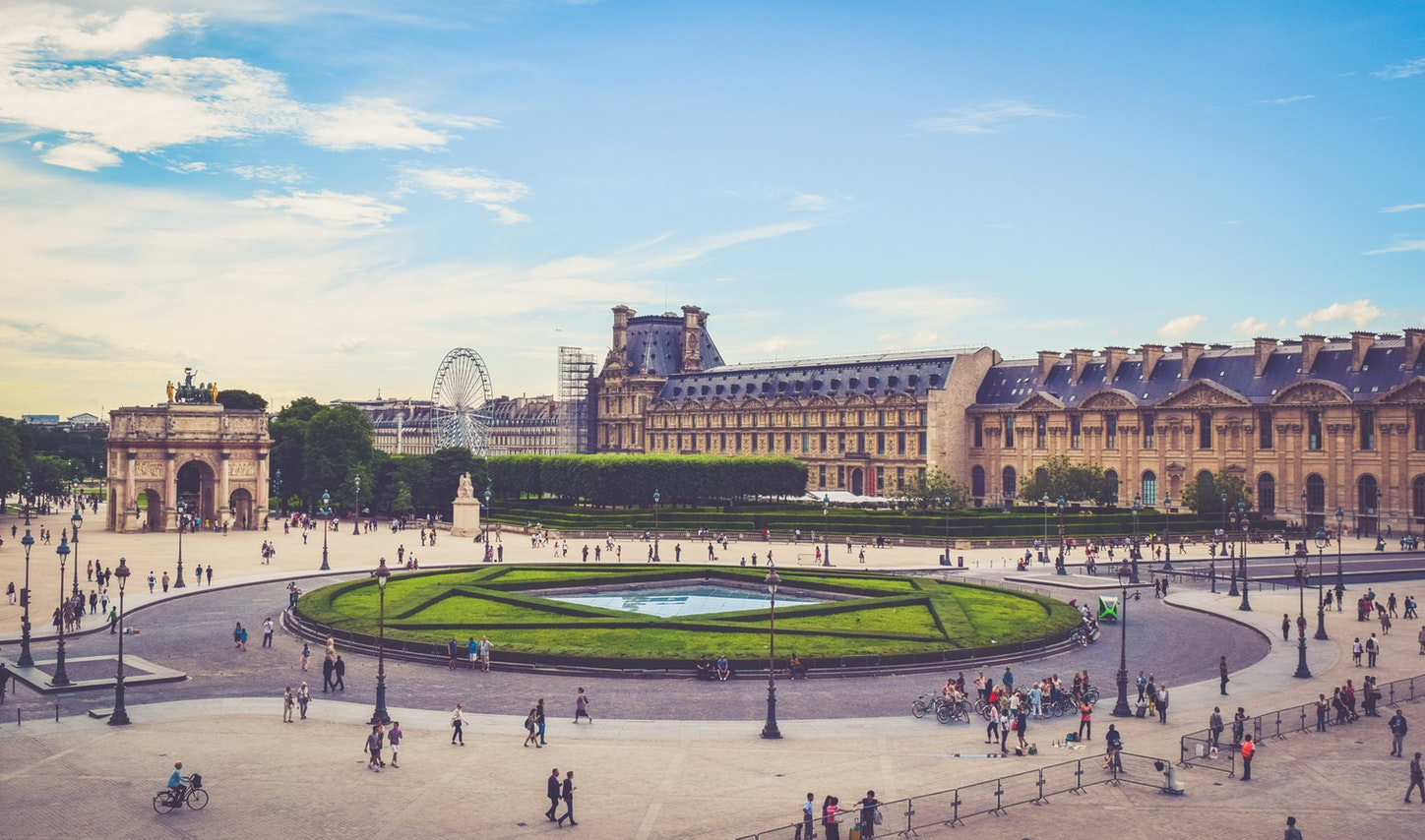 Attractions in Paris