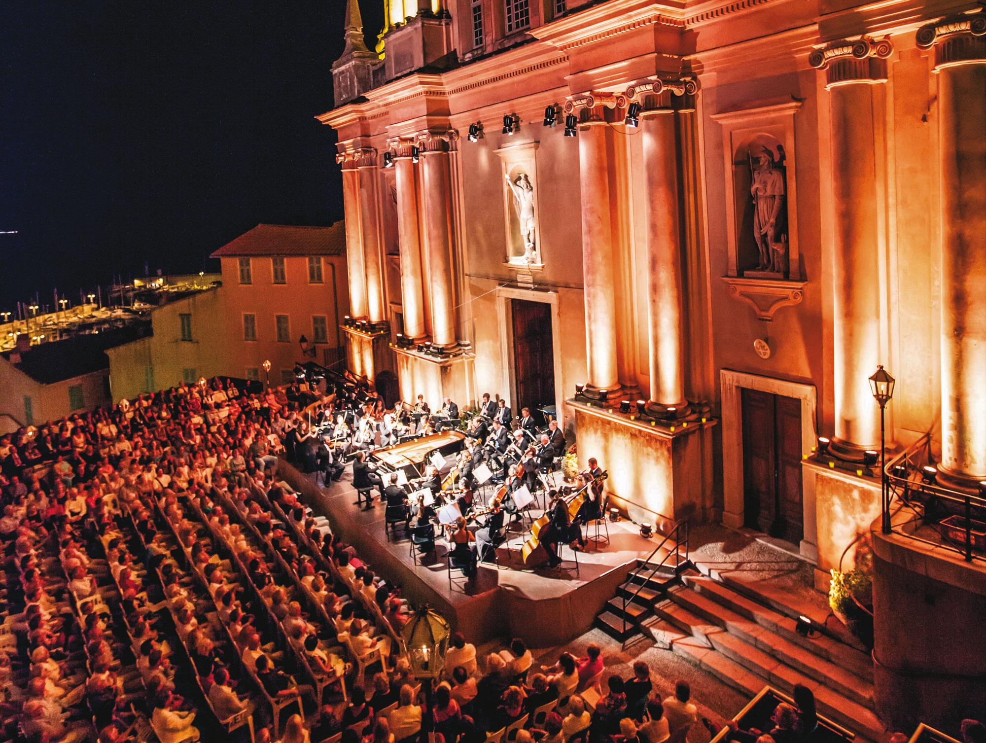 Festival de musique de Menton - Crédit Menton infos