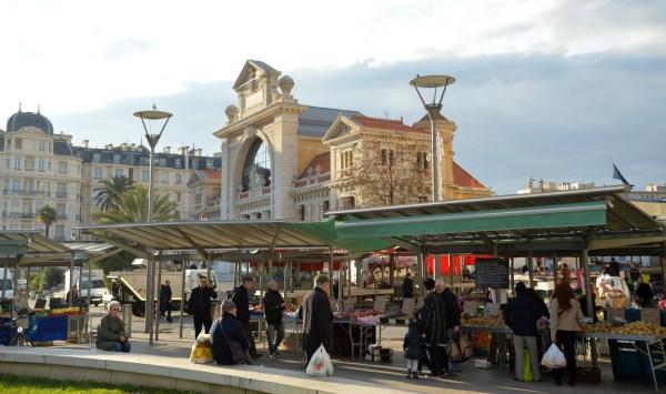 Liberation market Nice