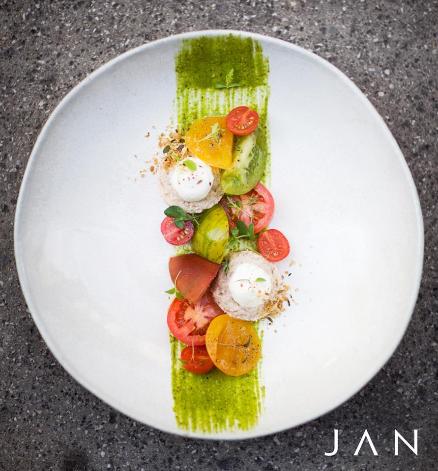 Crédit : Le Restaurant Jan Nice
