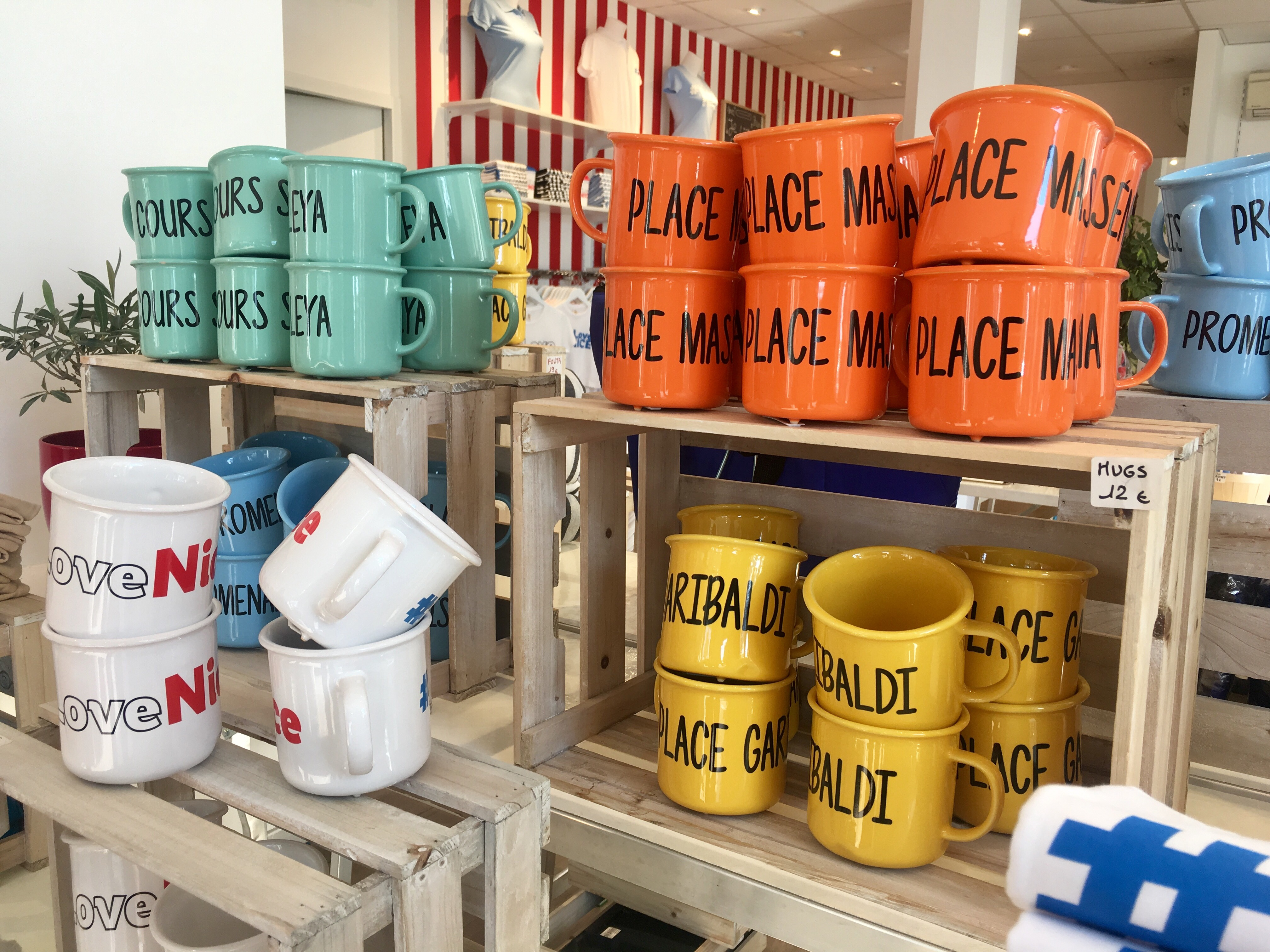Mugs Maison de Nice - Credit Summer Hotels