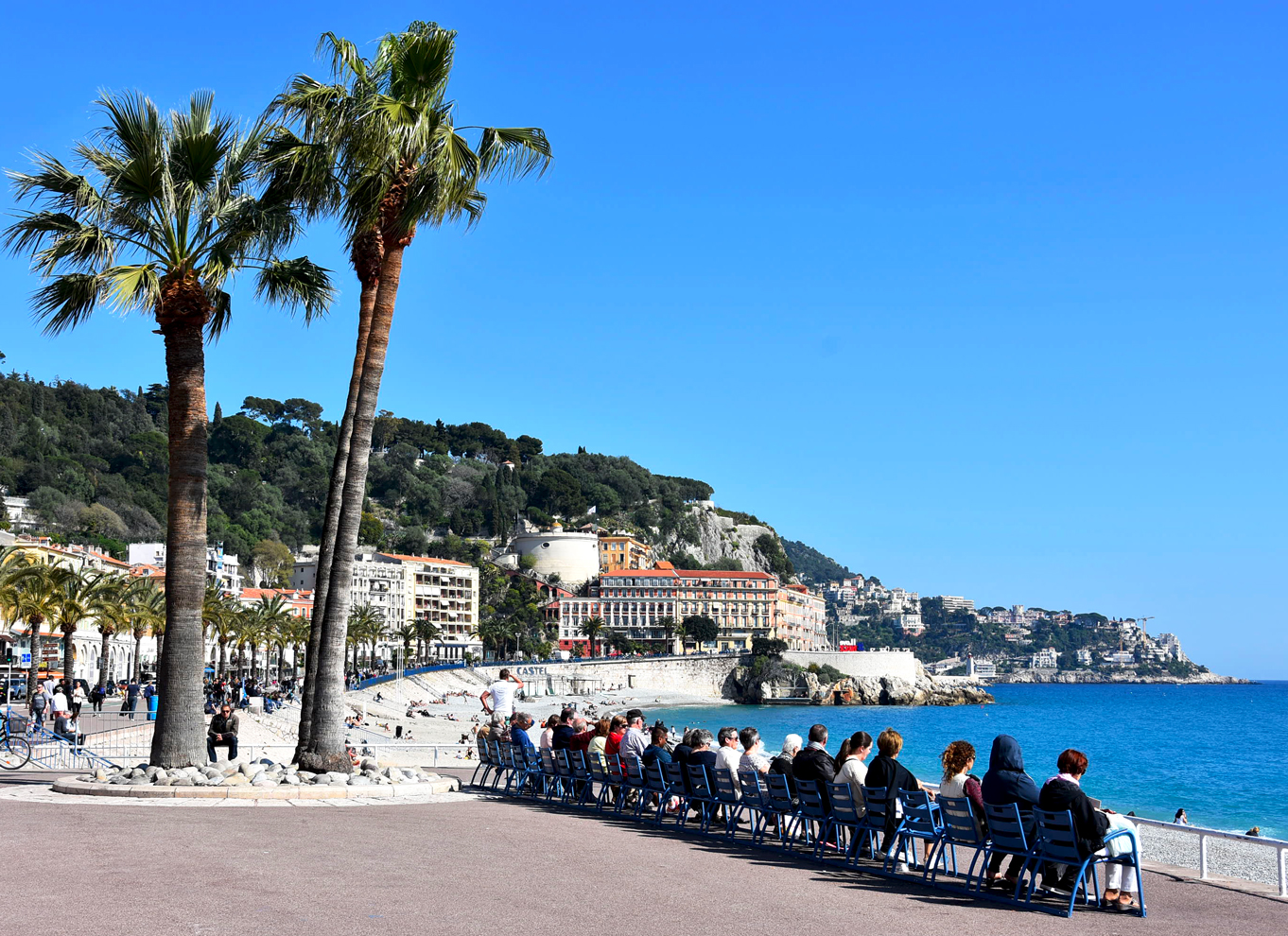 Promenade des Anglais - Credit: Summer Hotel group