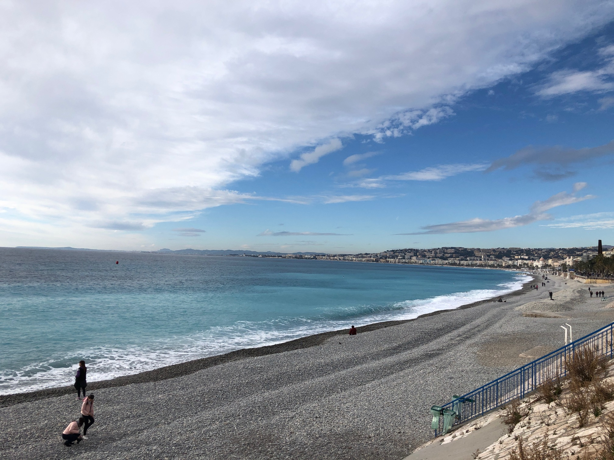 The Promenade des Anglais Nice - Credit: Summer Hotel Group