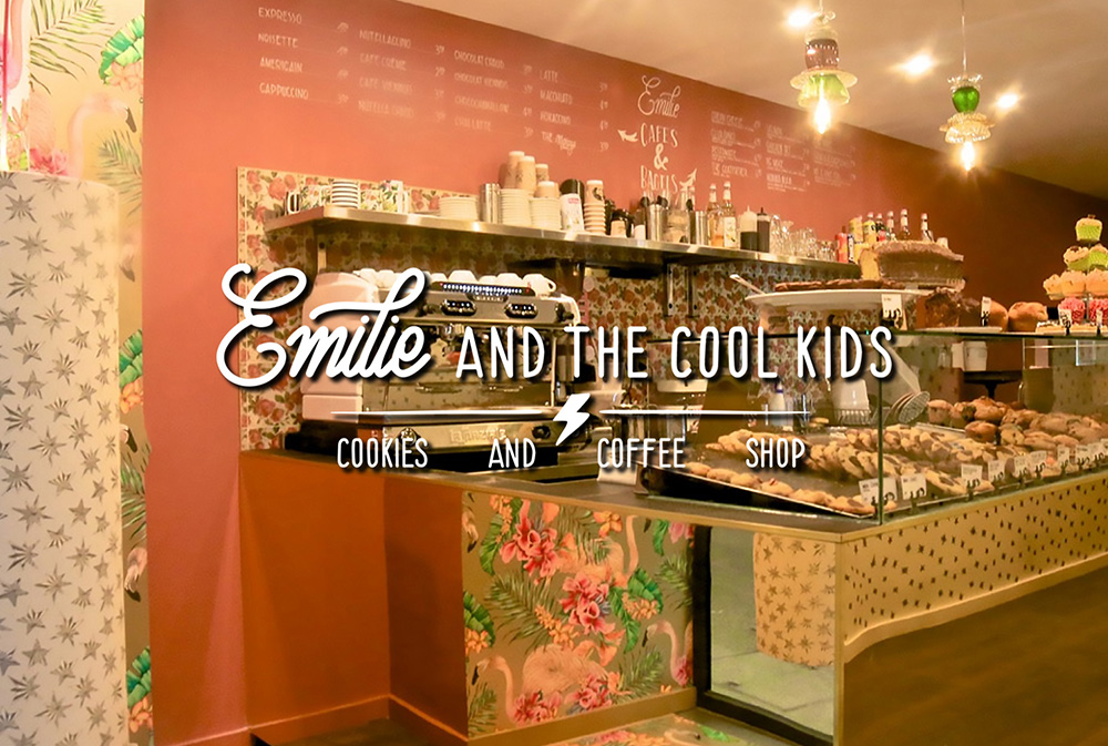 Emilie and the Cool Kids x Gare du Sud Nice