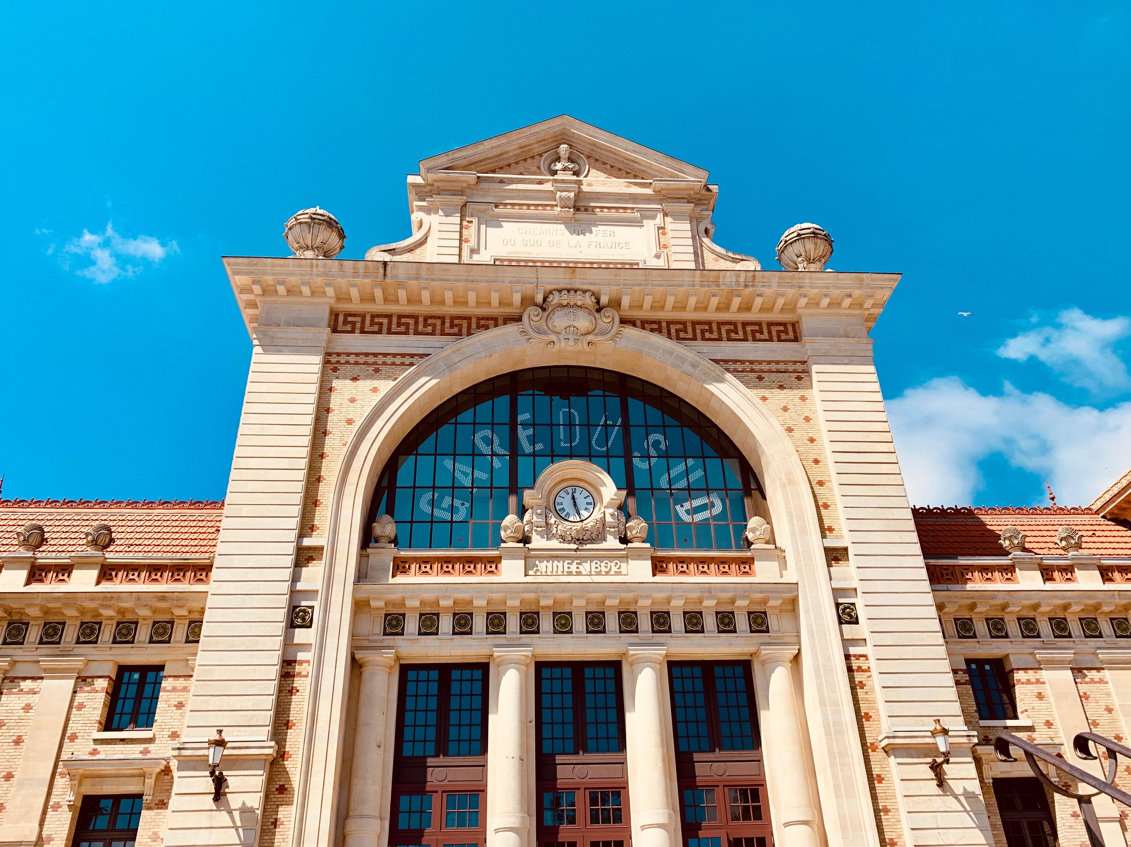 La Gare du Sud Nice - Crédit Best Western Hôtel Lakmi Nice
