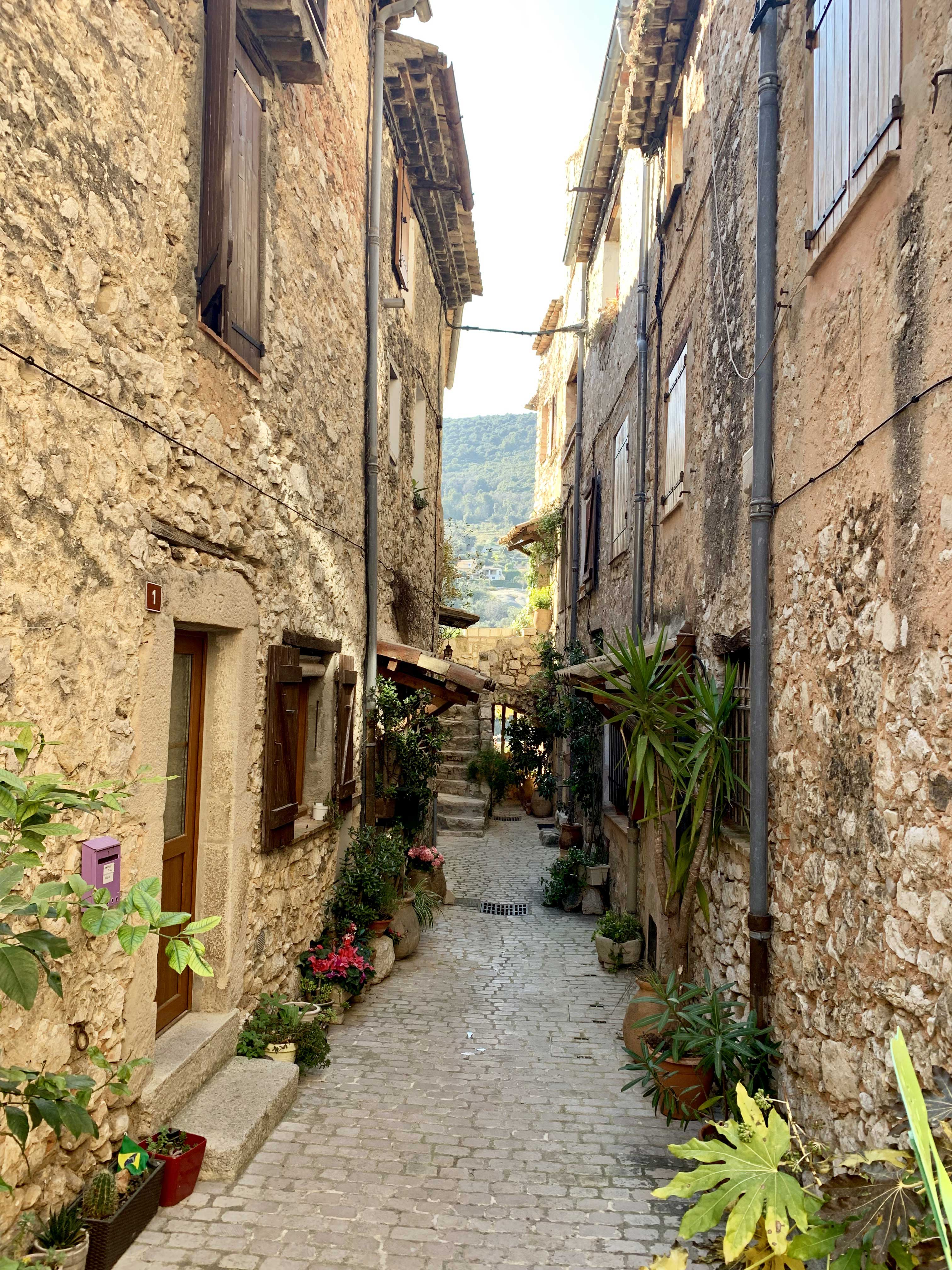 City of Tourrettes-sur-Loup - Credit: Summer Hotel Group