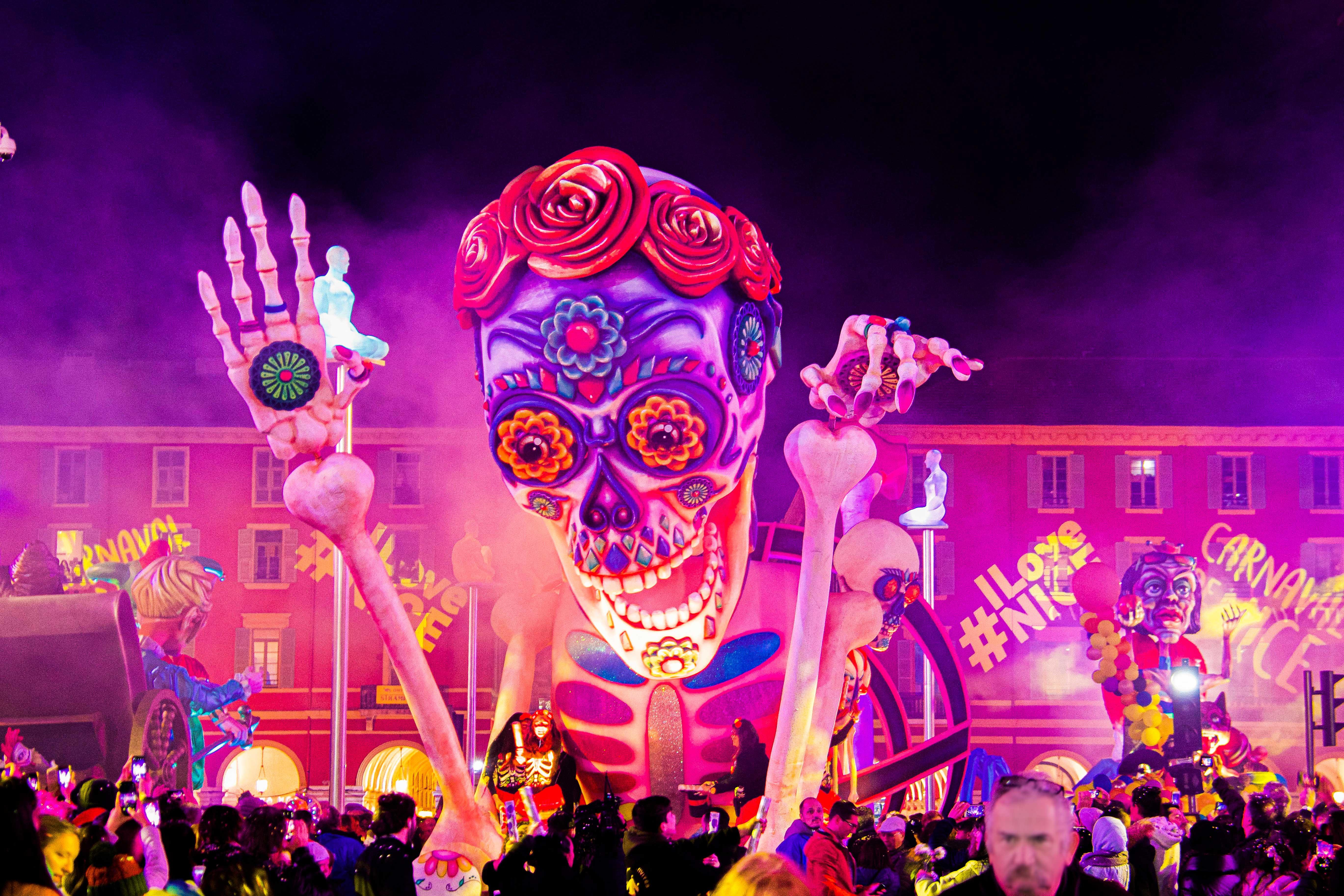 Le Carnaval de Nice 2020 - Crédit Summer Hotels