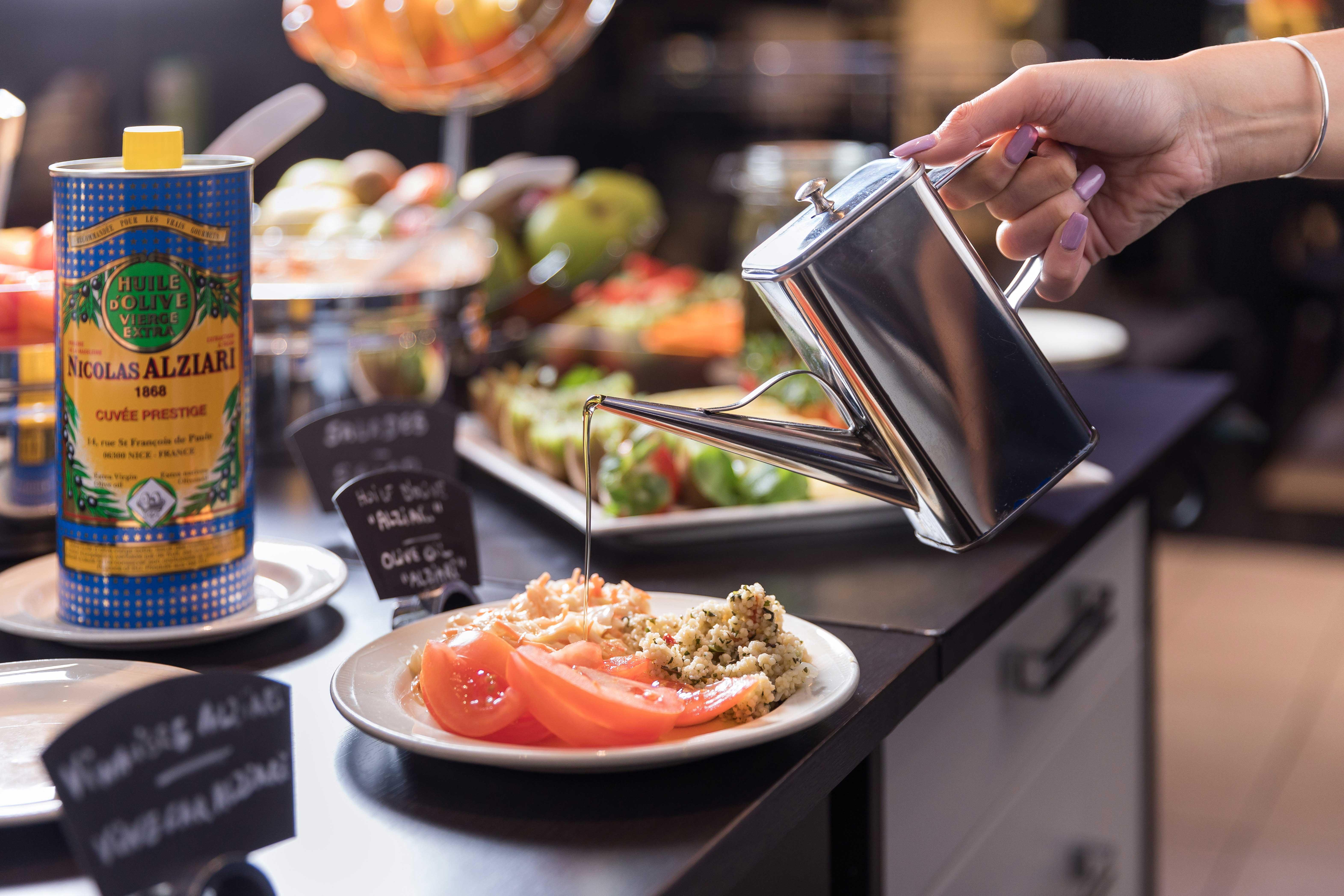 Nicolas Alziari olive oil - Credit Summer Hotels