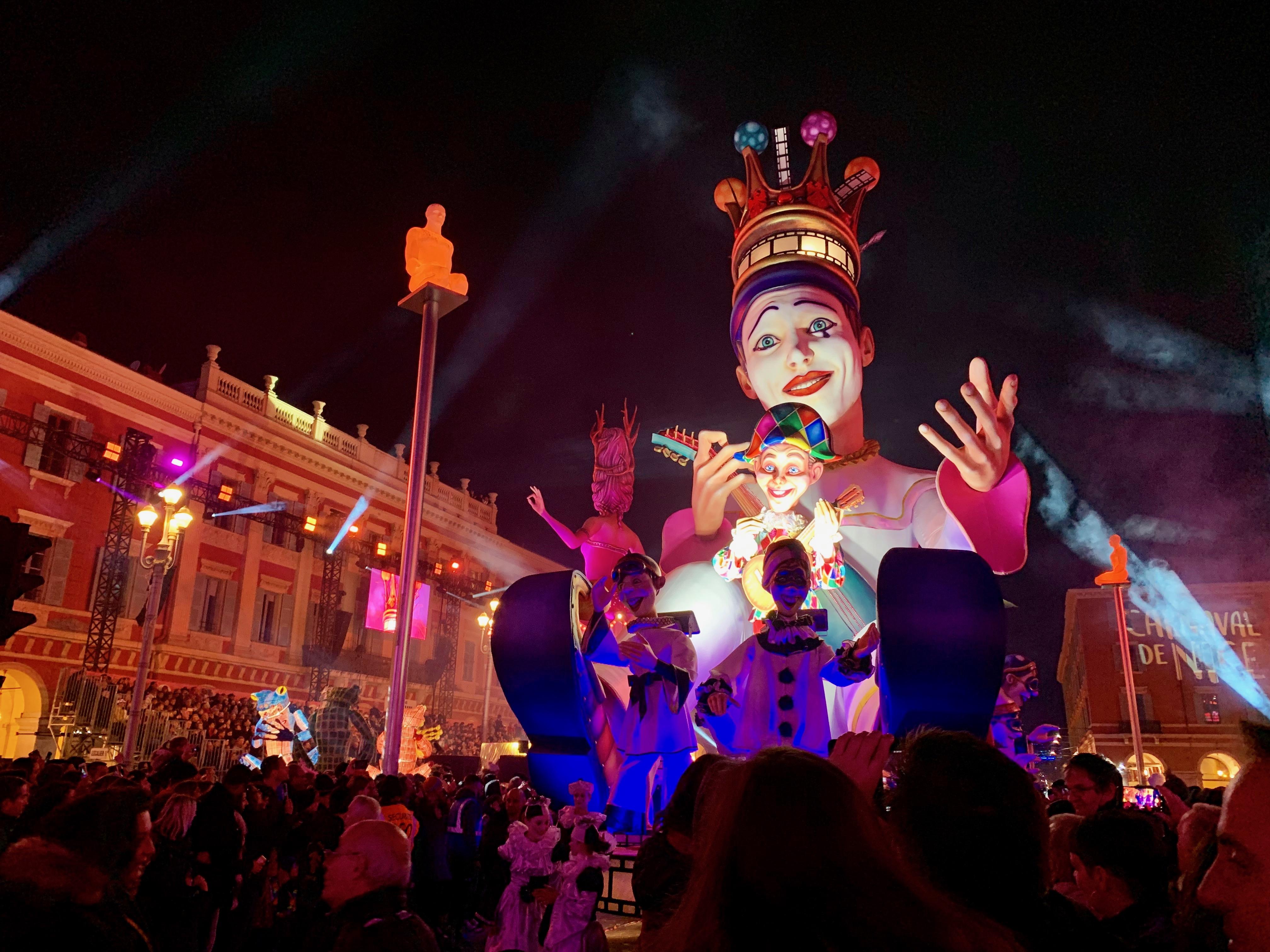 Carnival of Nice 2019 - Best Western Plus Hotel Brice Garden Nice