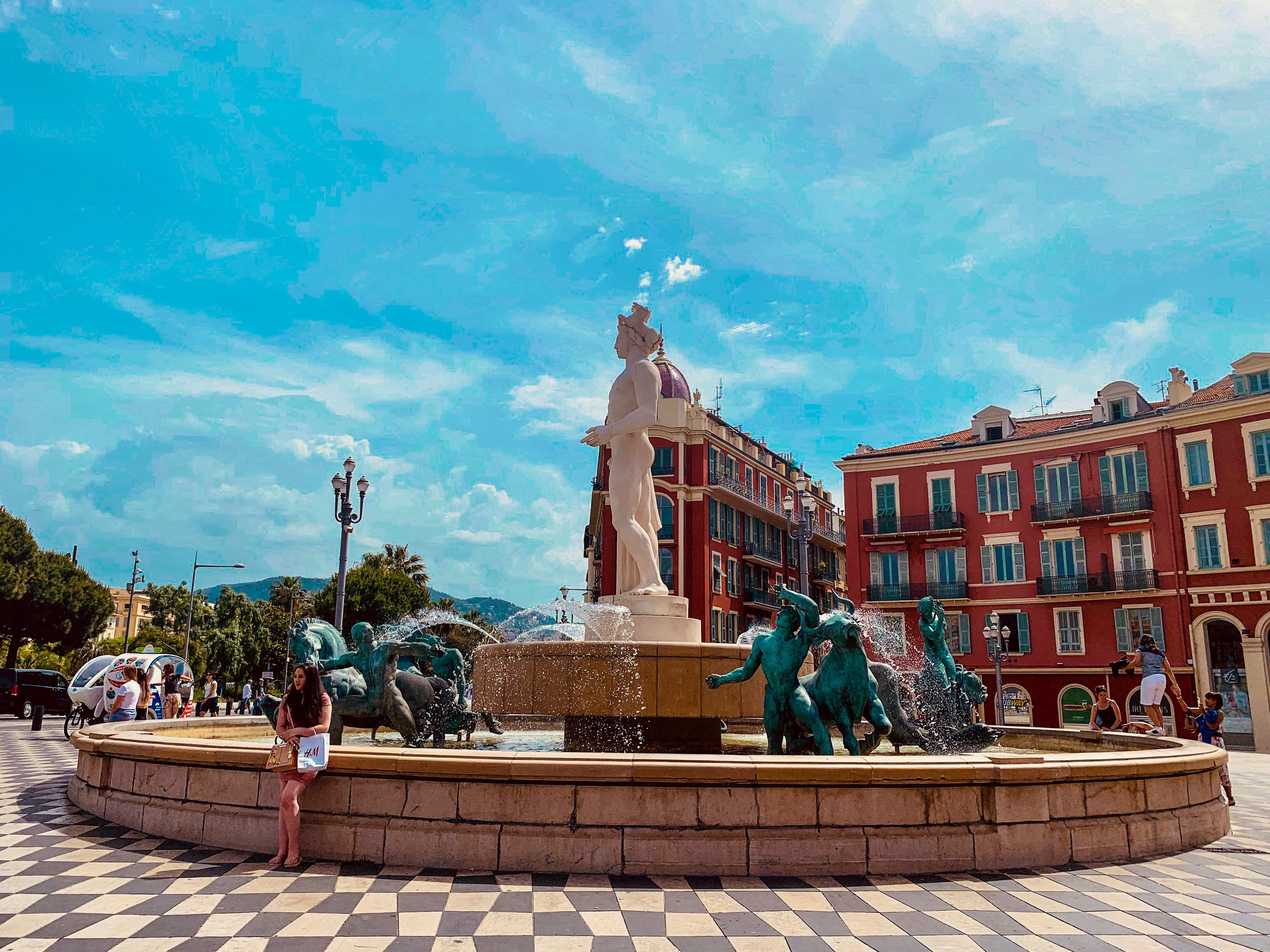 Place Masséna - Best Western Plus Hotel Brice Garden Nice