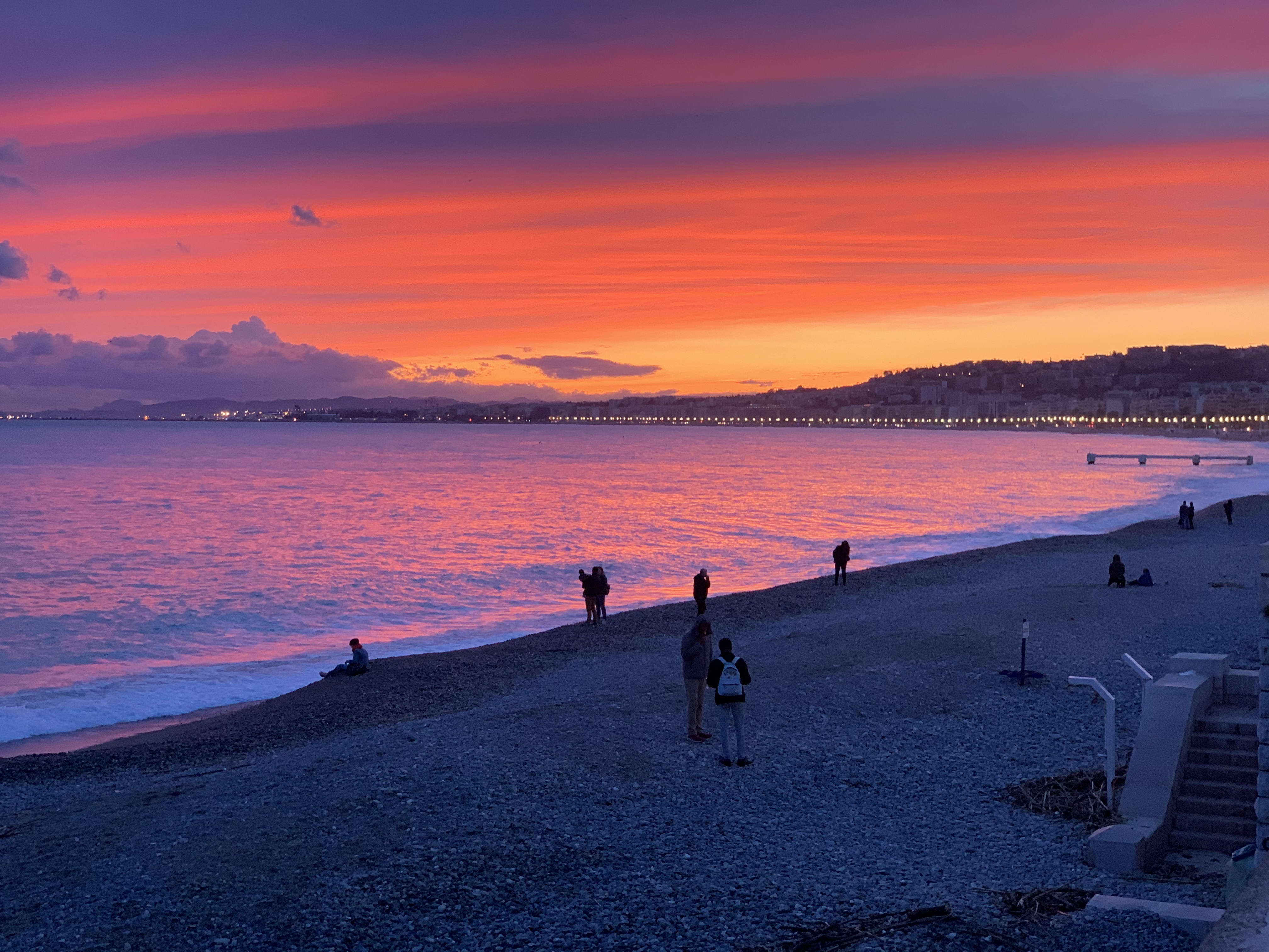 Promenade des Anglais - 6 places to take photos in Nice - Credit Summer Hotels