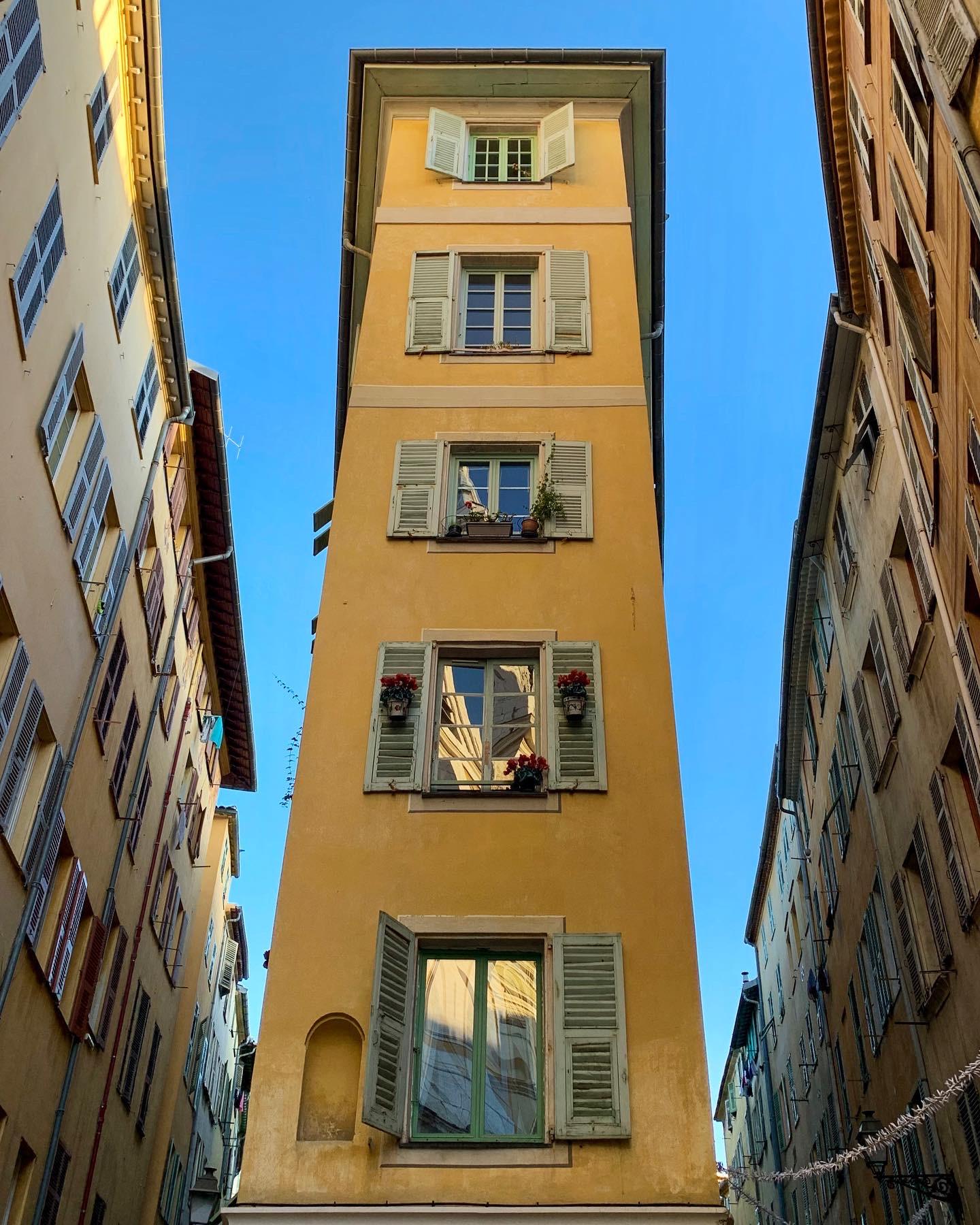 Vieux-Nice - 6 lieux où prendre des photos à Nice - Crédit Summer Hotels