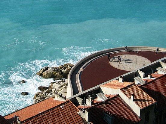 Le Cadran Solaire Rauba Capeù - Crédit : Summer Hotel Group