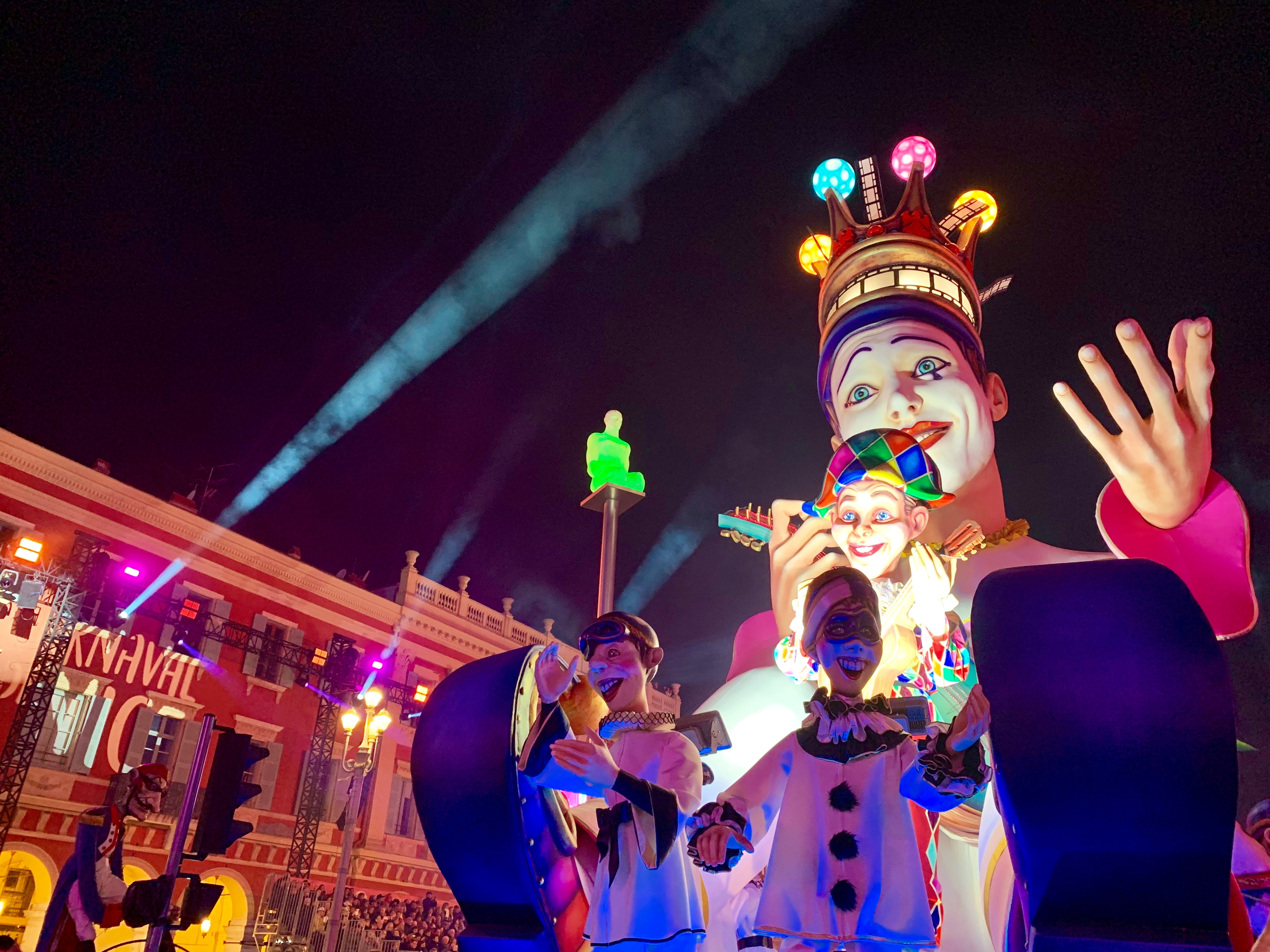 Nice Carnival 2019 - Credit Summer Hotels