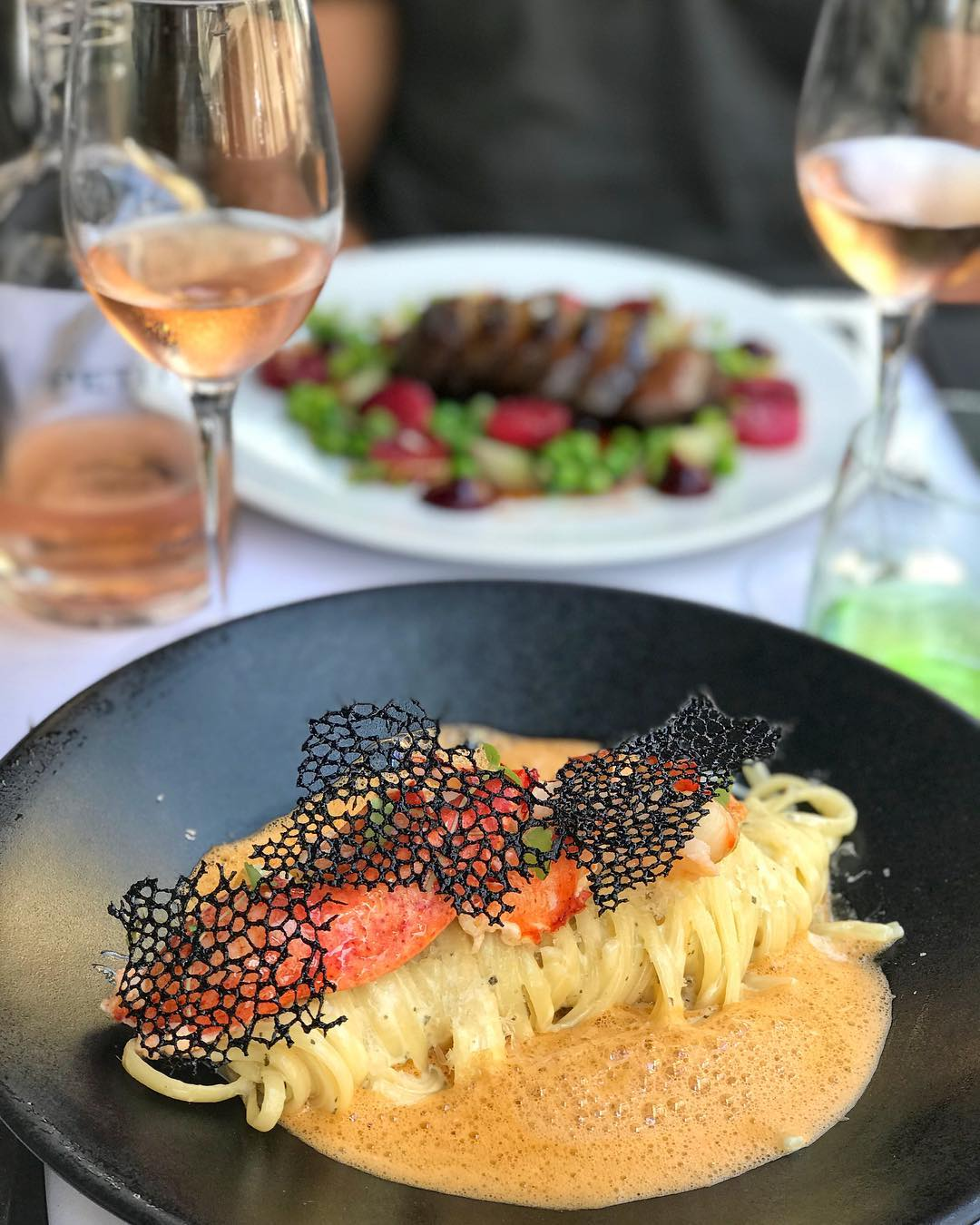 Top 6 best restaurants in Nice - Mon Petit Café - Credit linamartinstam