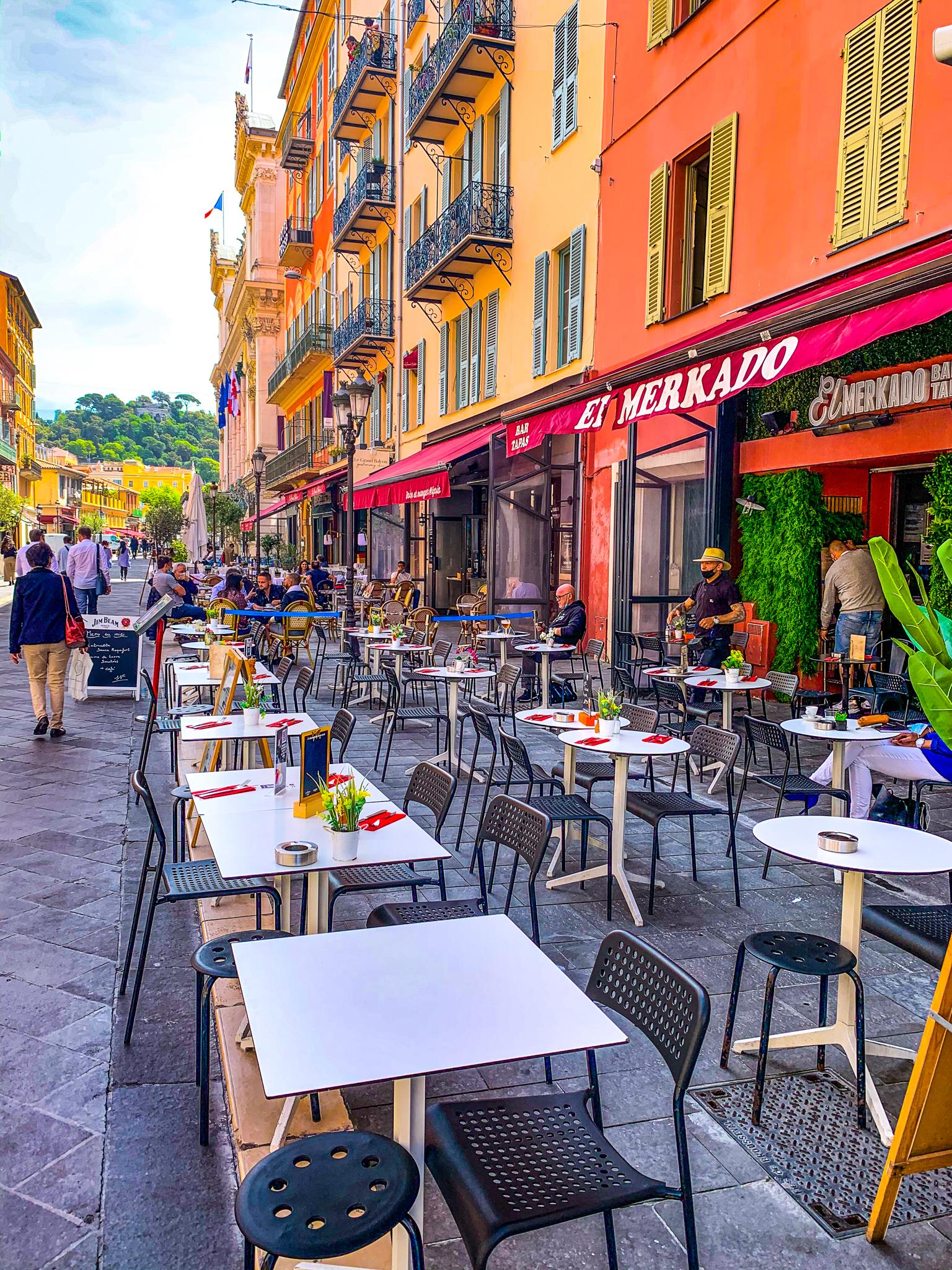 Top 5 des endroits où boire un verre à Nice - Crédit Summer Hotels