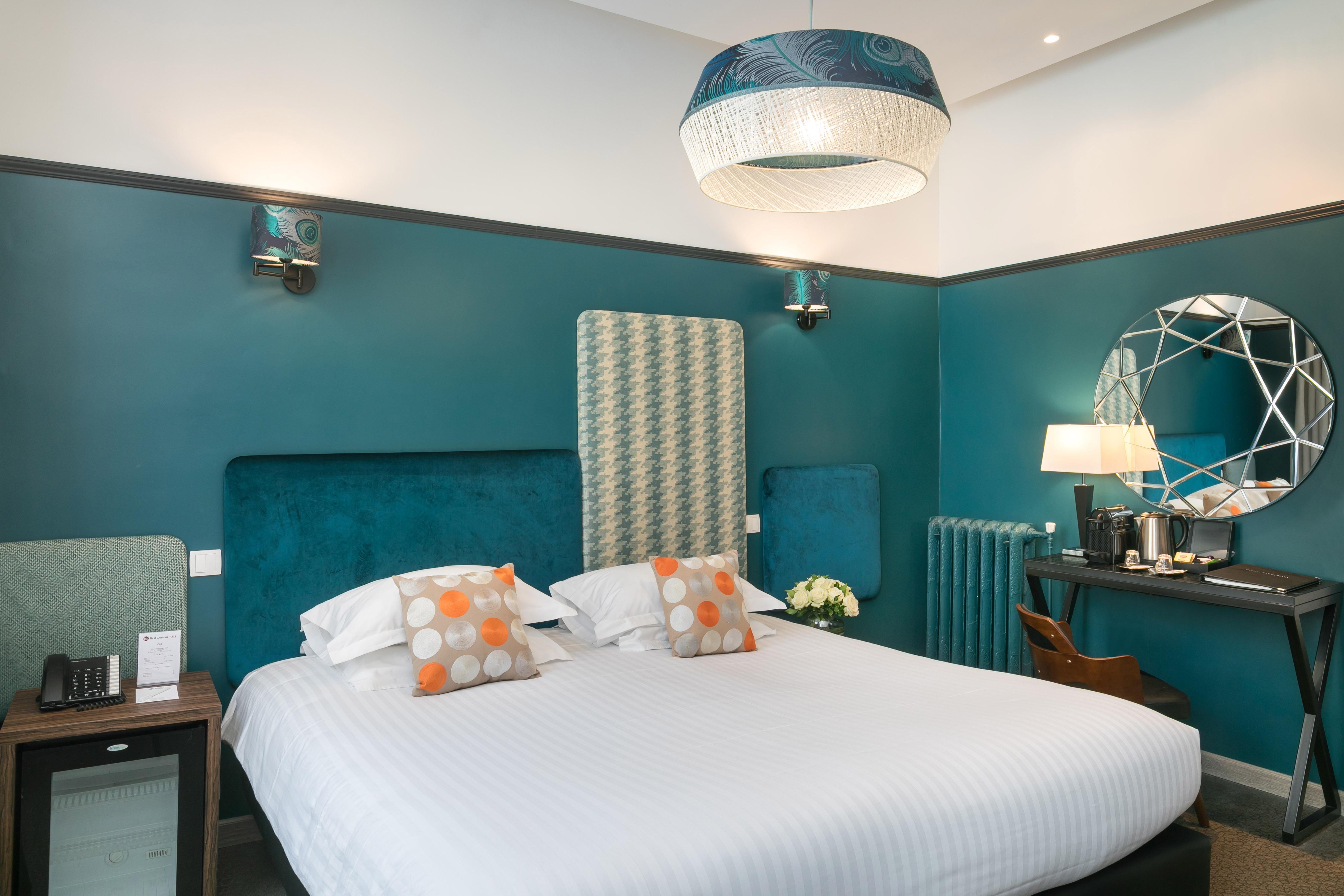 Best Western Plus Hotel Brice Garden Nice - Chambre Deluxe