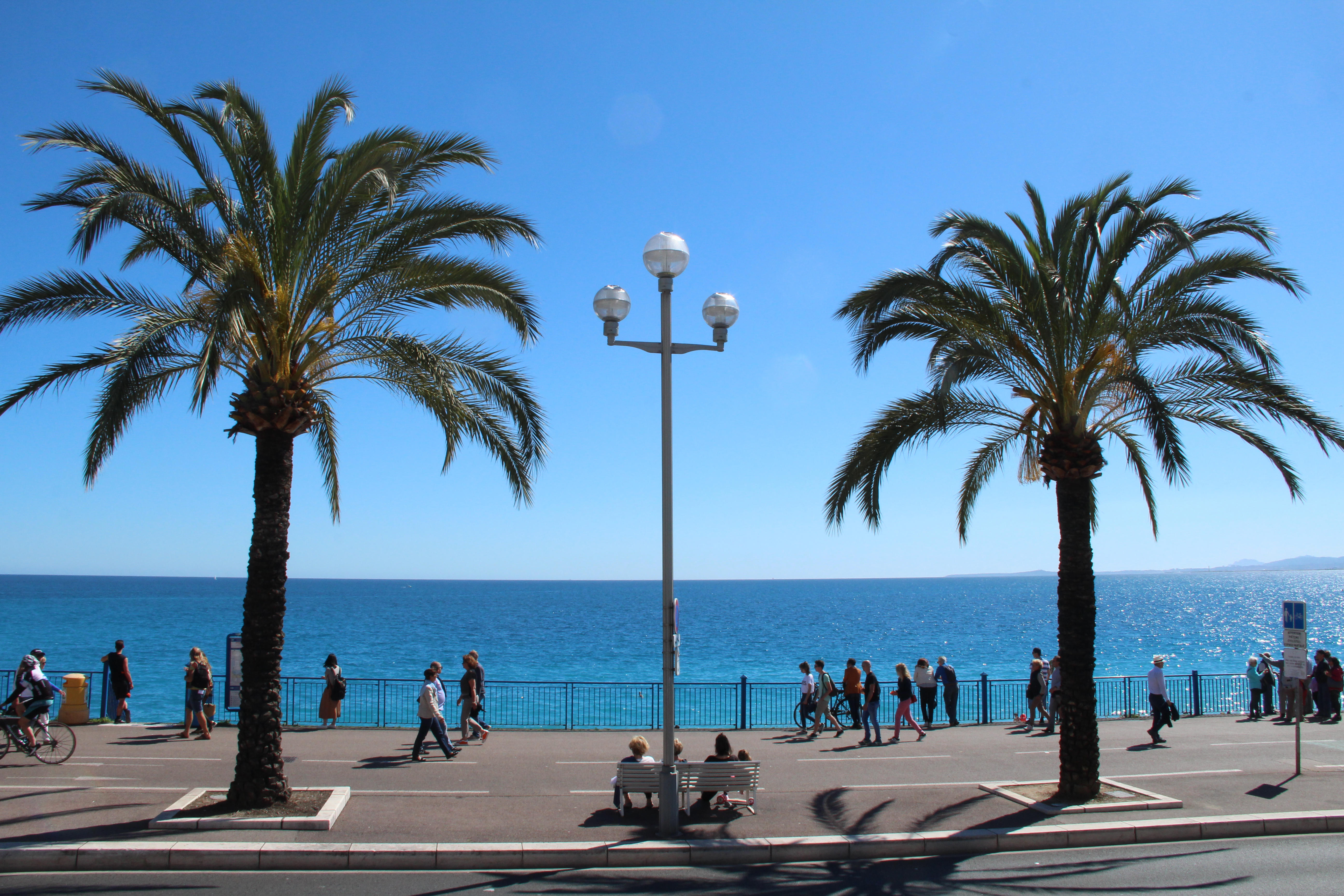 Promenade des Anglais - © Summer Hotel Group