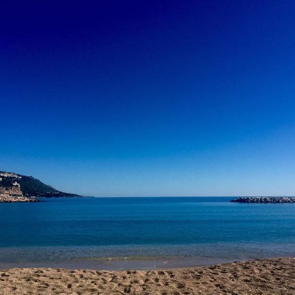 Journée plage privée Menton - Crédit bespokeyachtcharter