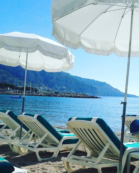 Vos vacances en famille au Quality Hôtel Menton Méditerranée avec plage privée - Crédit _s_s_a