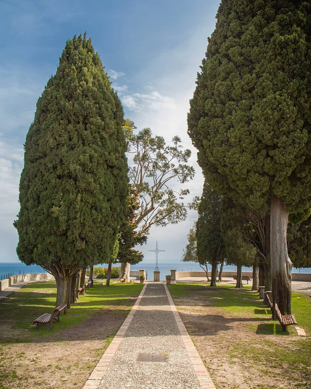 The most beautiful panoramas on Menton - Credit ney_michel