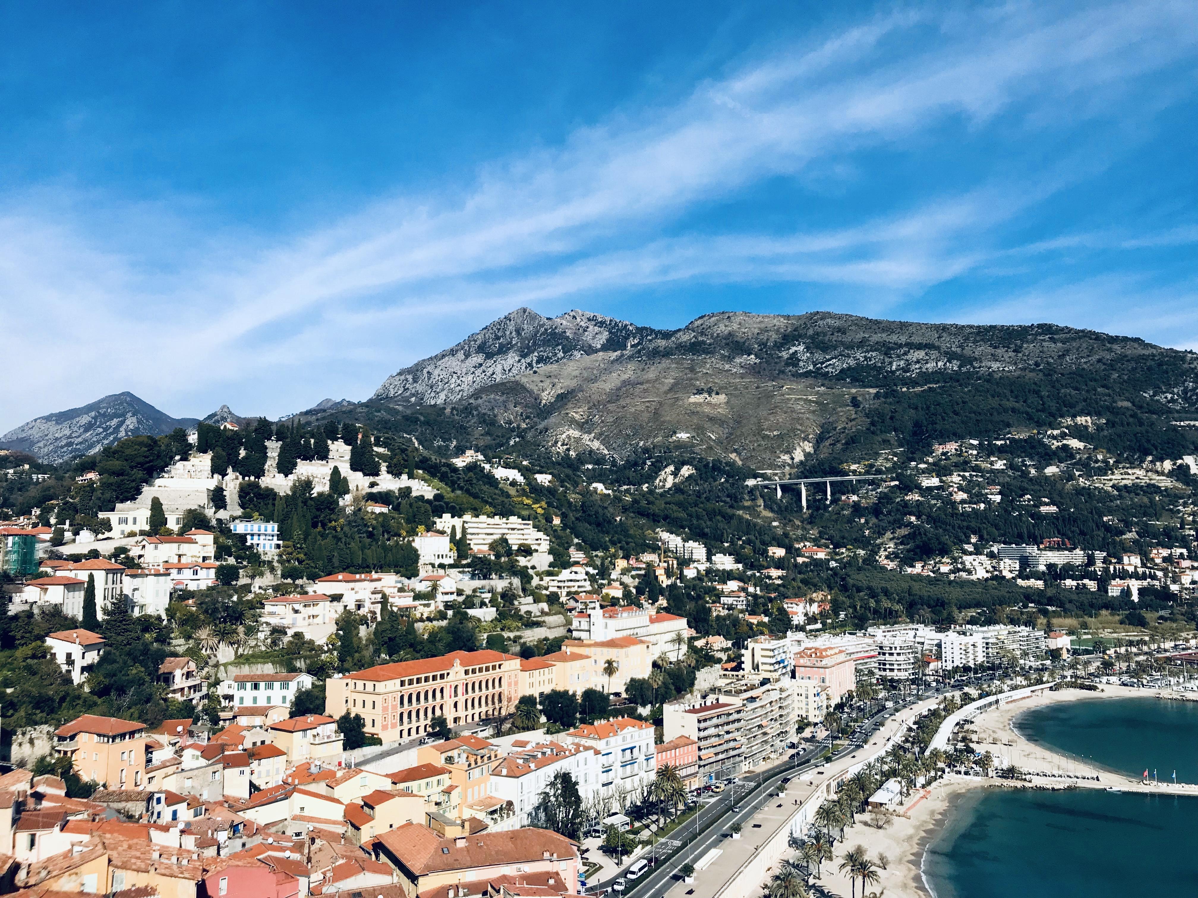 Menton French Riviera - Credit: Quality Hotel Menton Méditerranée