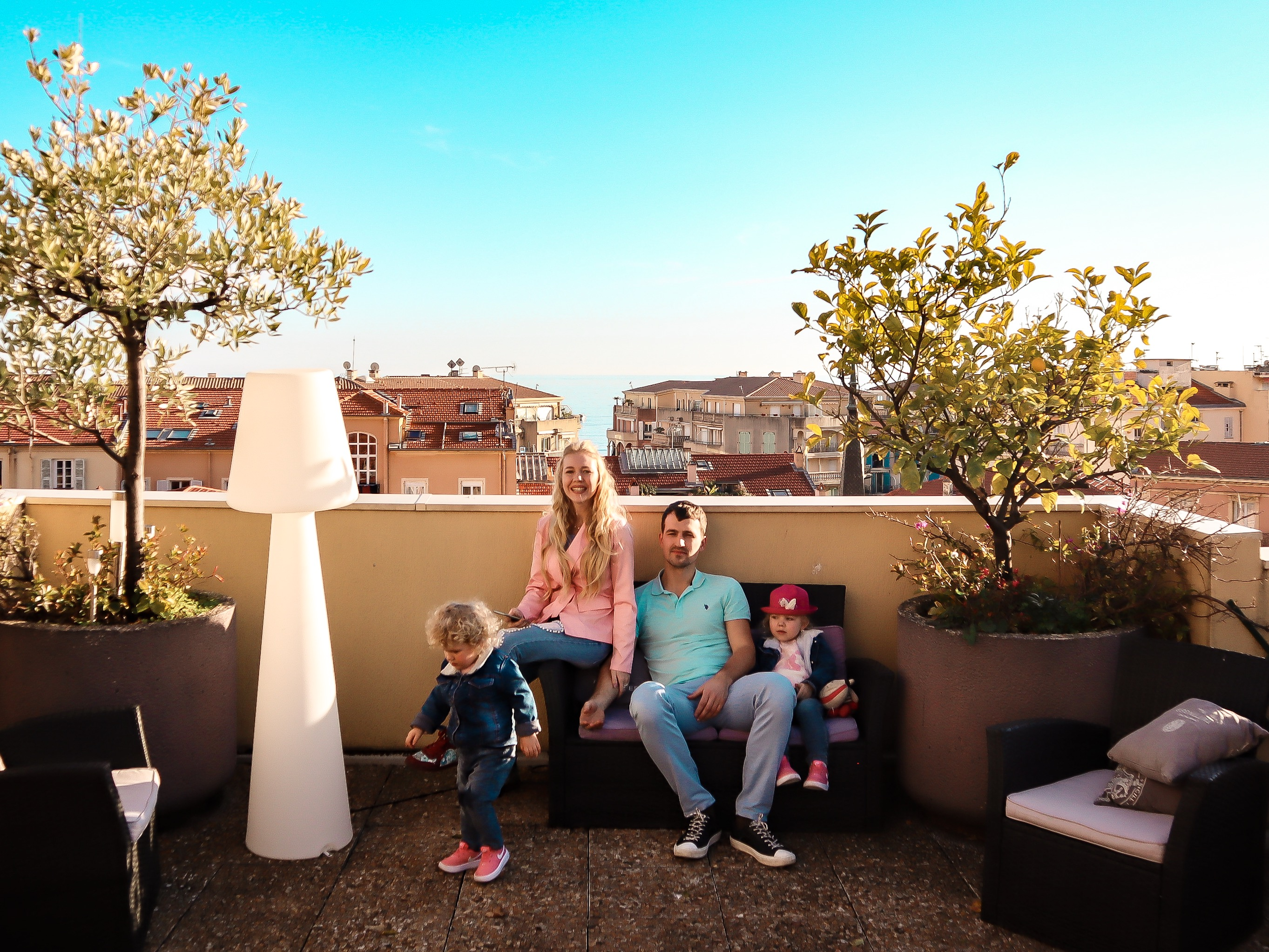 Rooftop Quality Hôtel Menton Méditerrannée - Crédit : Alisas Wonder