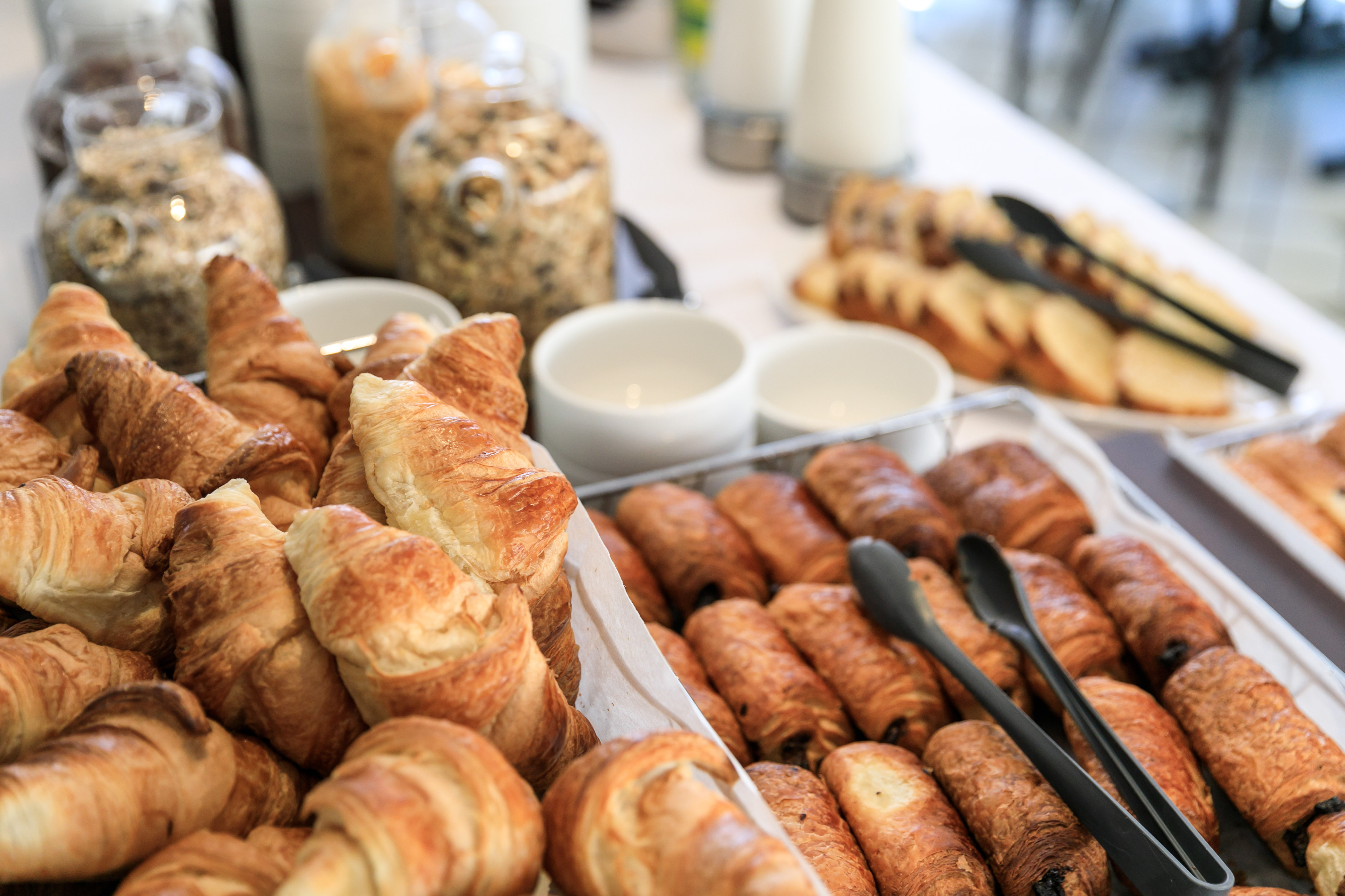 Buffet petit-déjeuner Quality Hôtel Menton Méditerranée
