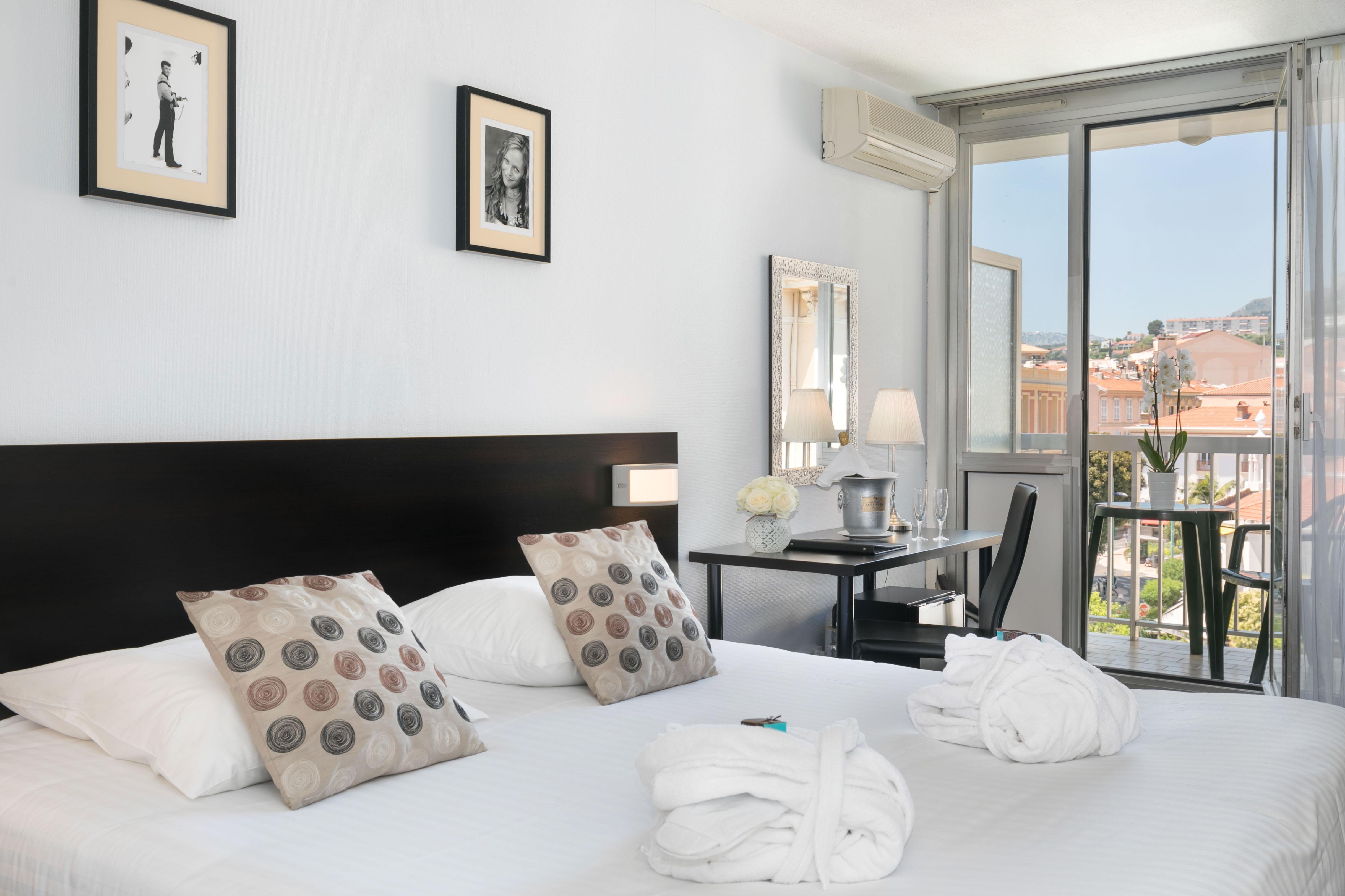 Privilege Room - Quality Hotel Menton Méditerranée
