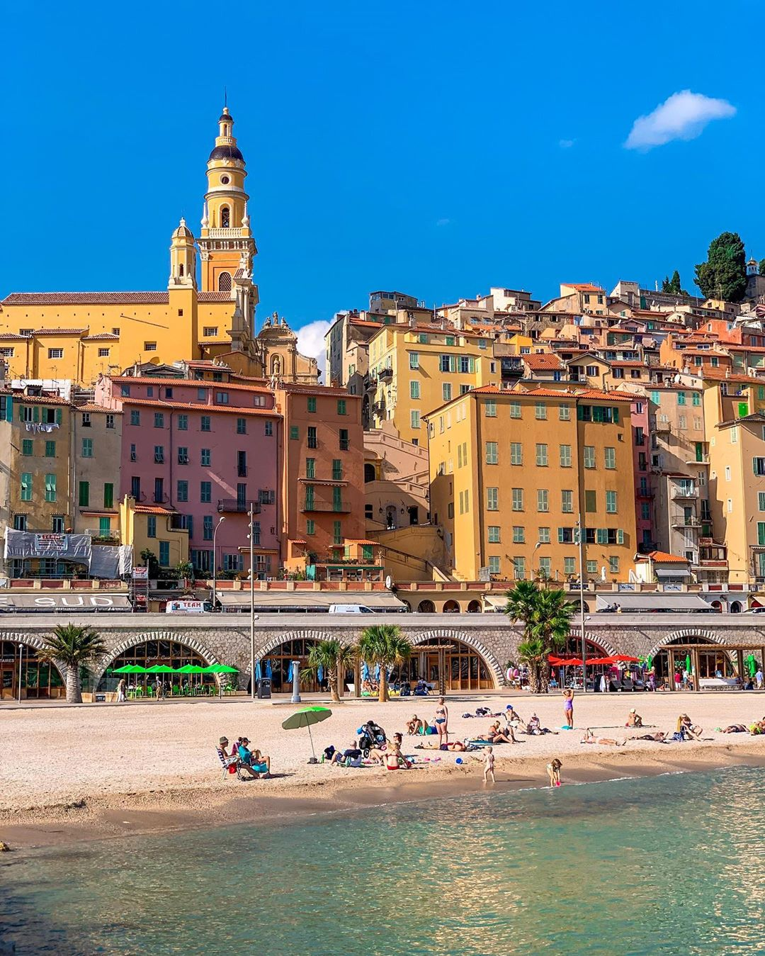 Tourism in Menton: what not to miss
