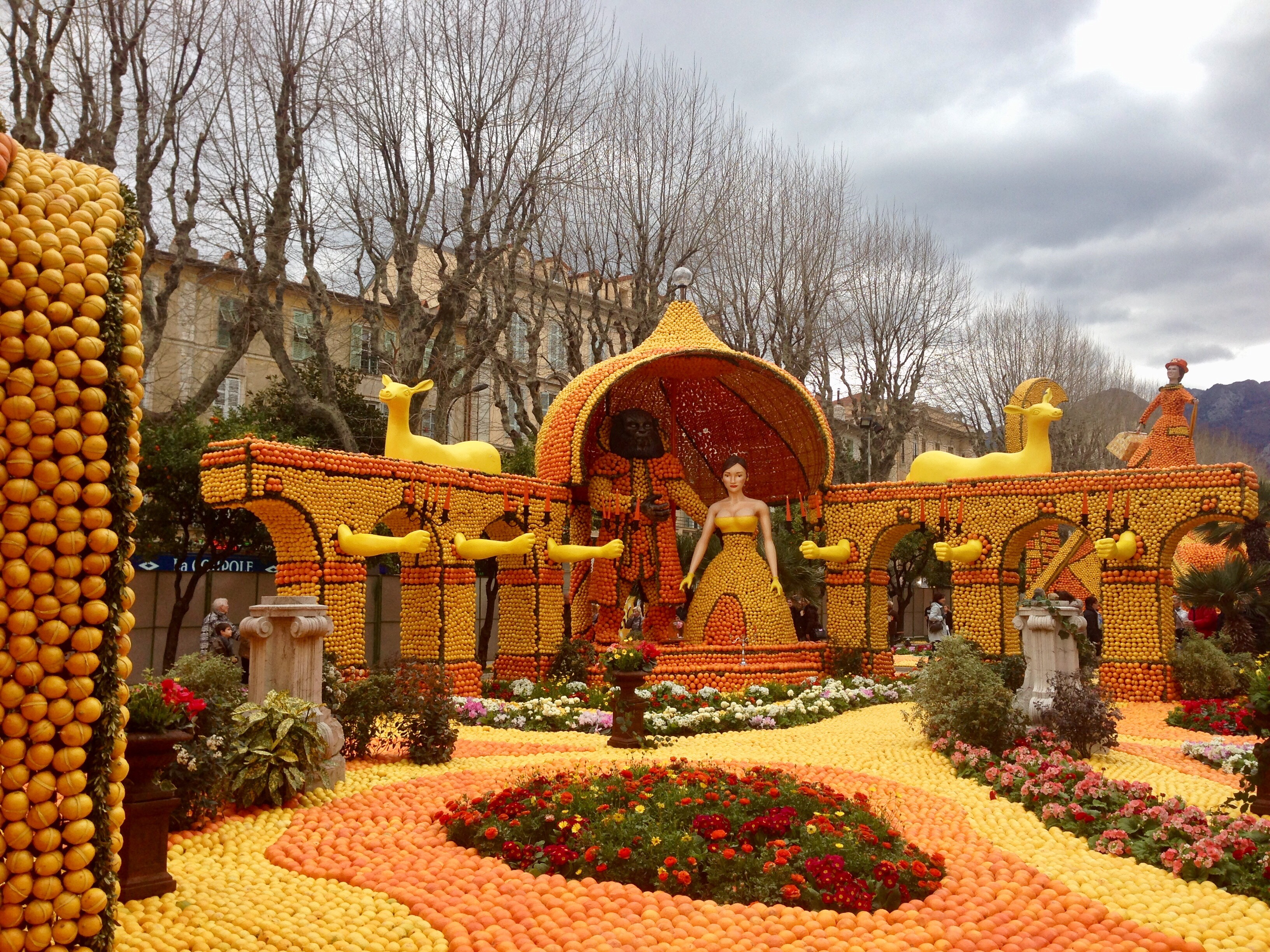 Menton Lemon Festival - Credit: Summer Hotel group