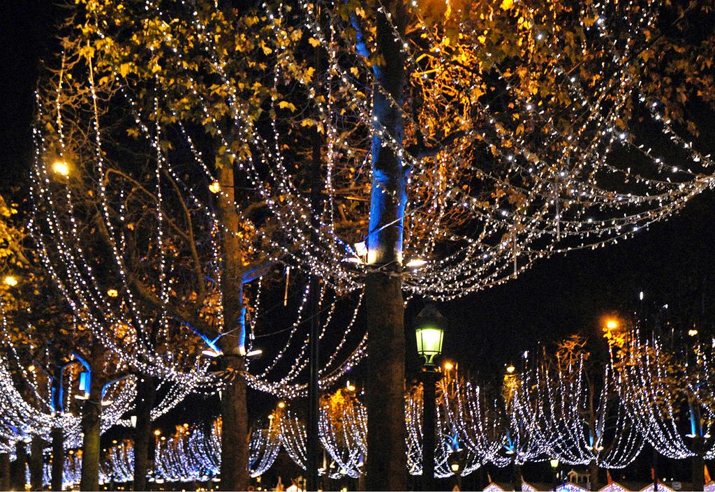 Illuminations Noël