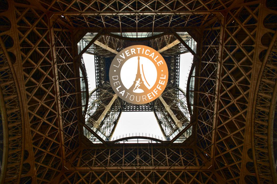 Verticale Tour Eiffel
