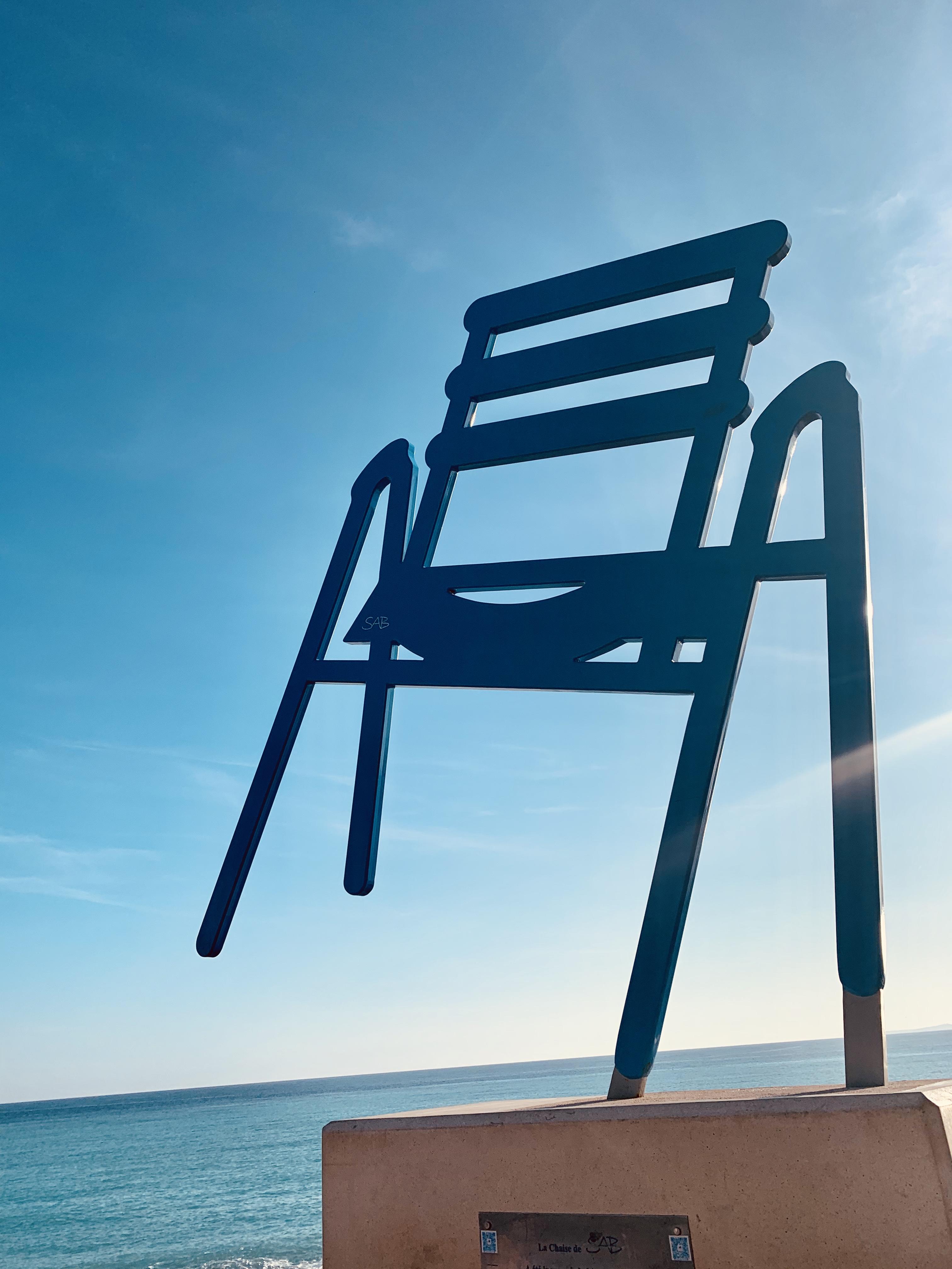La Chaise Bleue de Sab - Crédit Summer Hotels