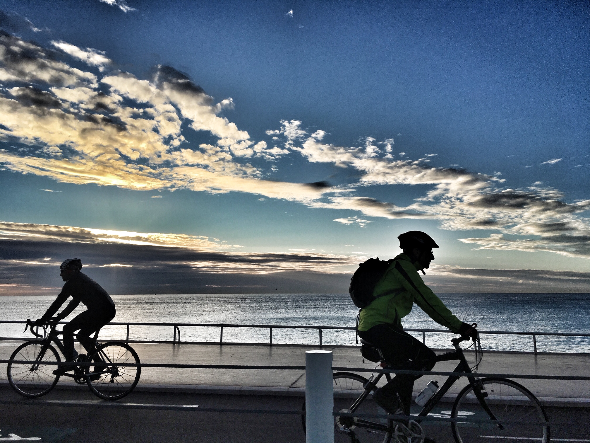 Visit Nice by bike - Credit: Summer Hotel group
