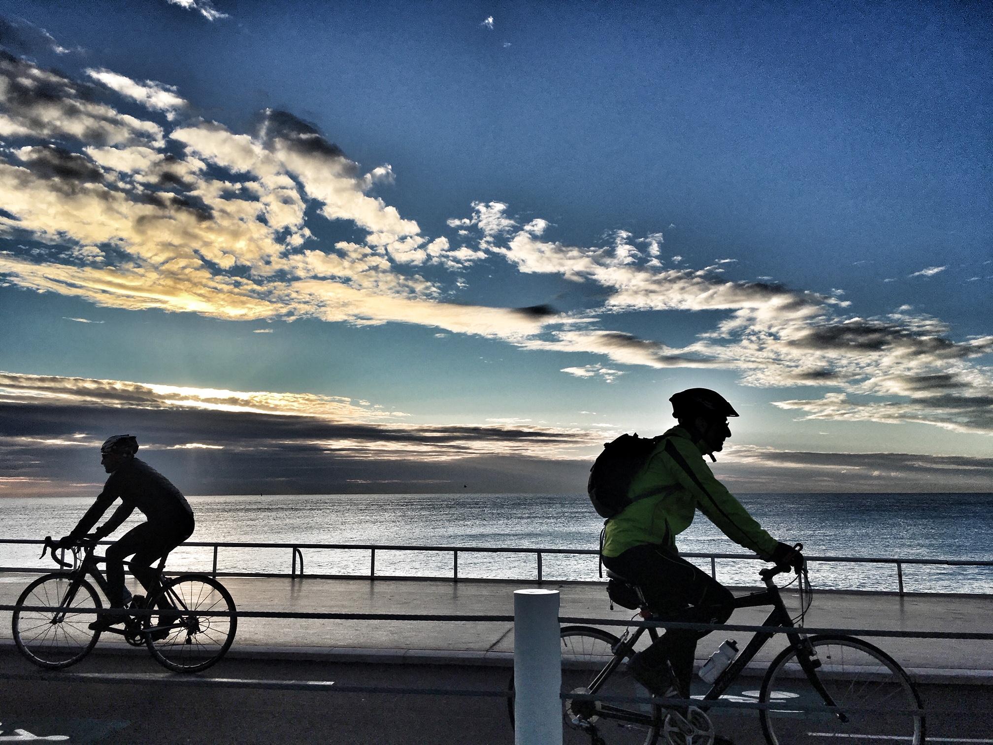 Visiter Nice à vélo - Crédit : Summer Hotel group