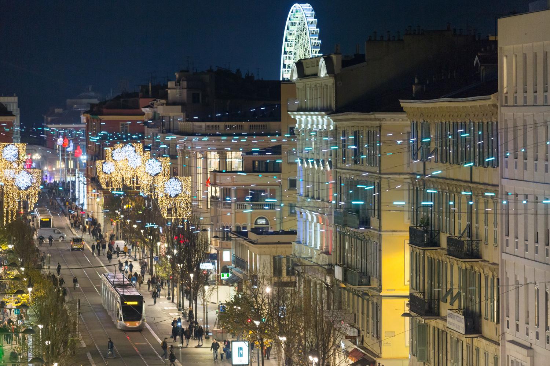 Noël à Nice - Hôtel Florence Nice