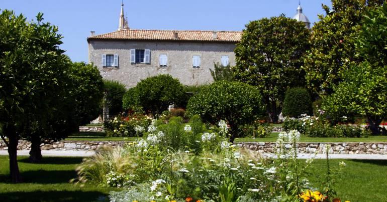 The Garden of the Monastery of Cimiez - Credit: Ville de Nice