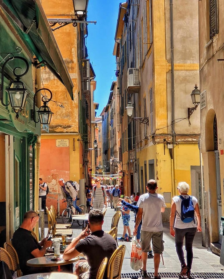 Shopping in Old Nice - Credit Ethanstinson17