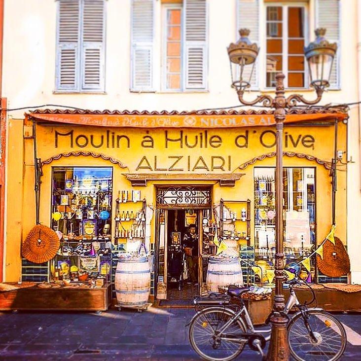Boutique Nicolas Alziari Nice