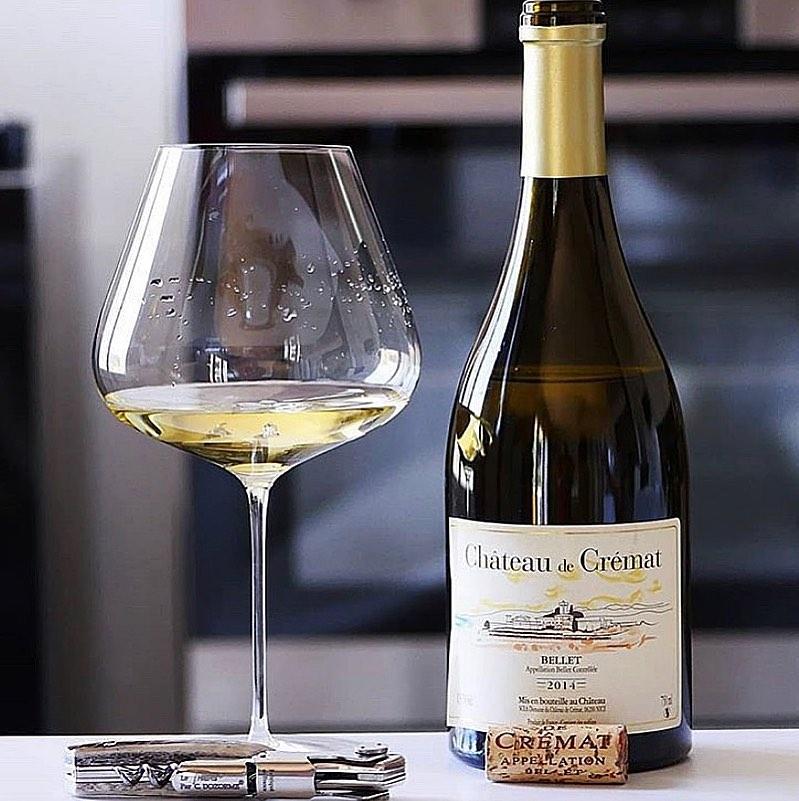 5 vineyards of Bellet near the Hotel Florence Nice - Credit Castle Cremat Nice