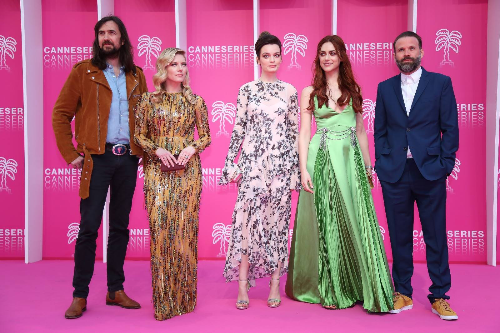 CANNESERIES 2019 Official Competition Jury