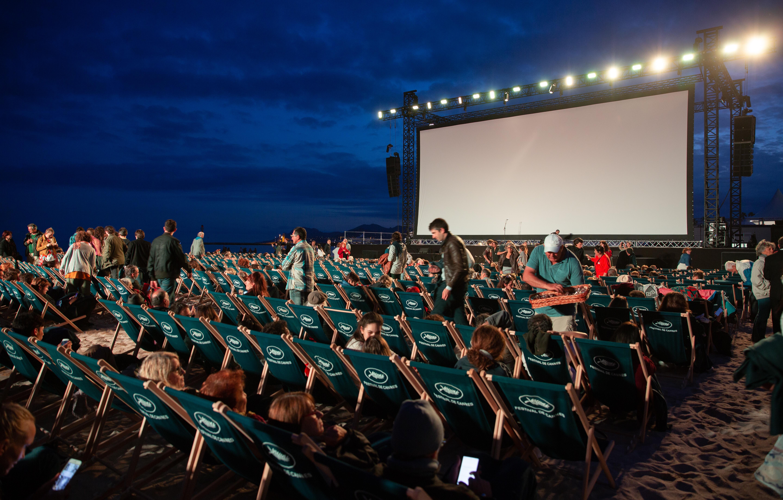 Cannes Film Festival 2020 - Credit Zhifei Zhou