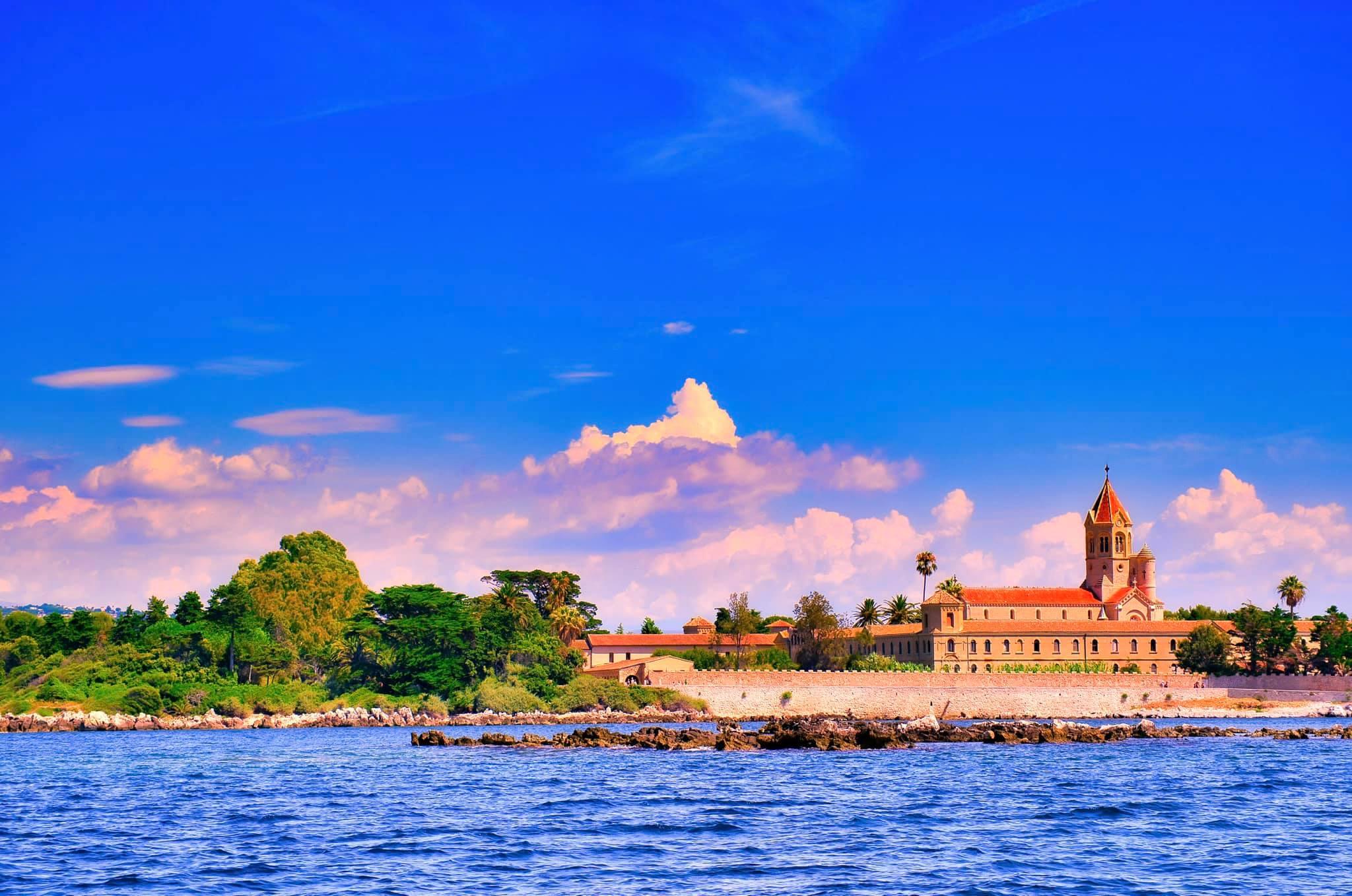Ile Saint Honorat Cannes - Credit ced_paps_sensorpics
