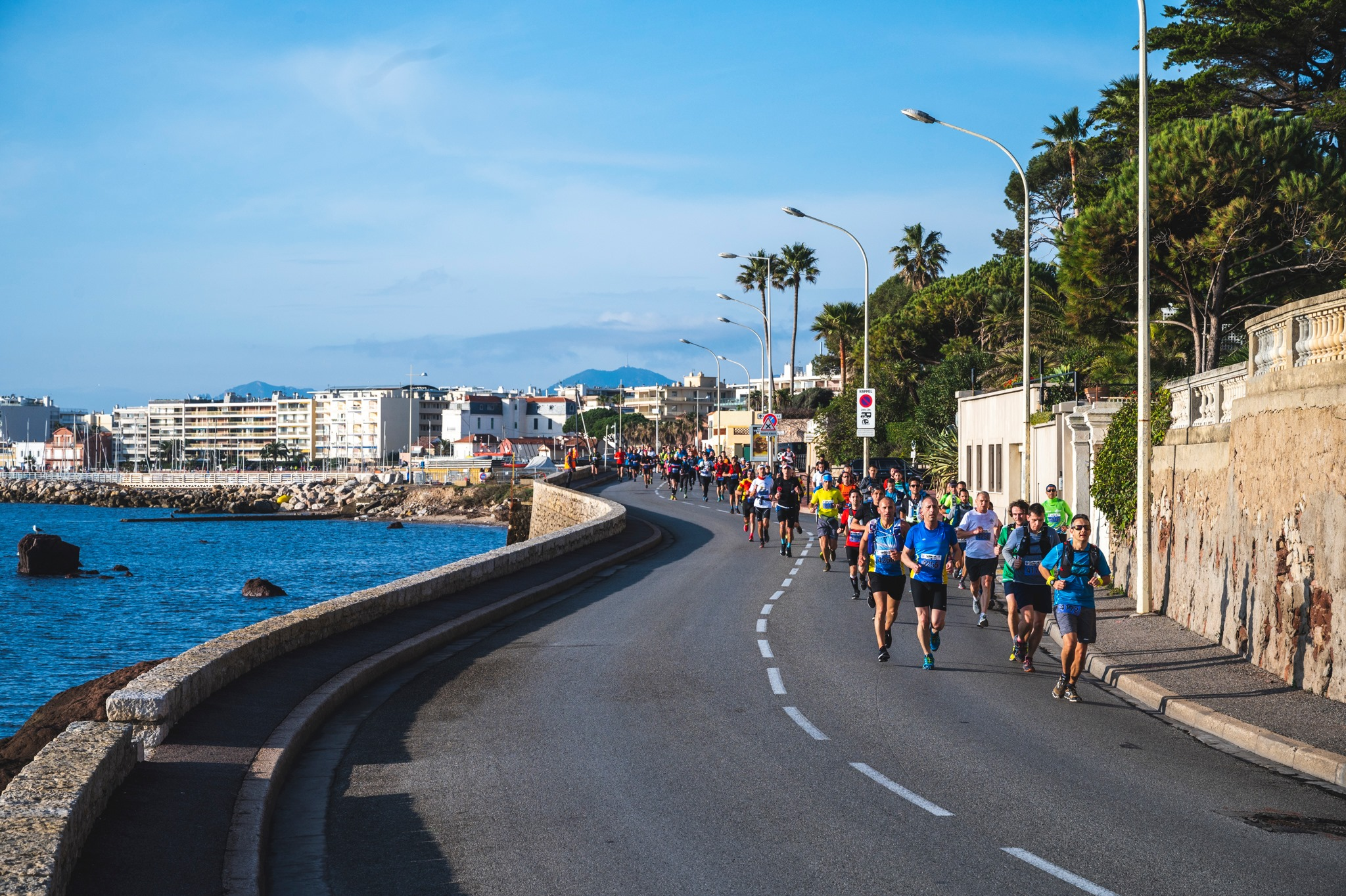 Play sports in Cannes - Credit Cannes Urban trail