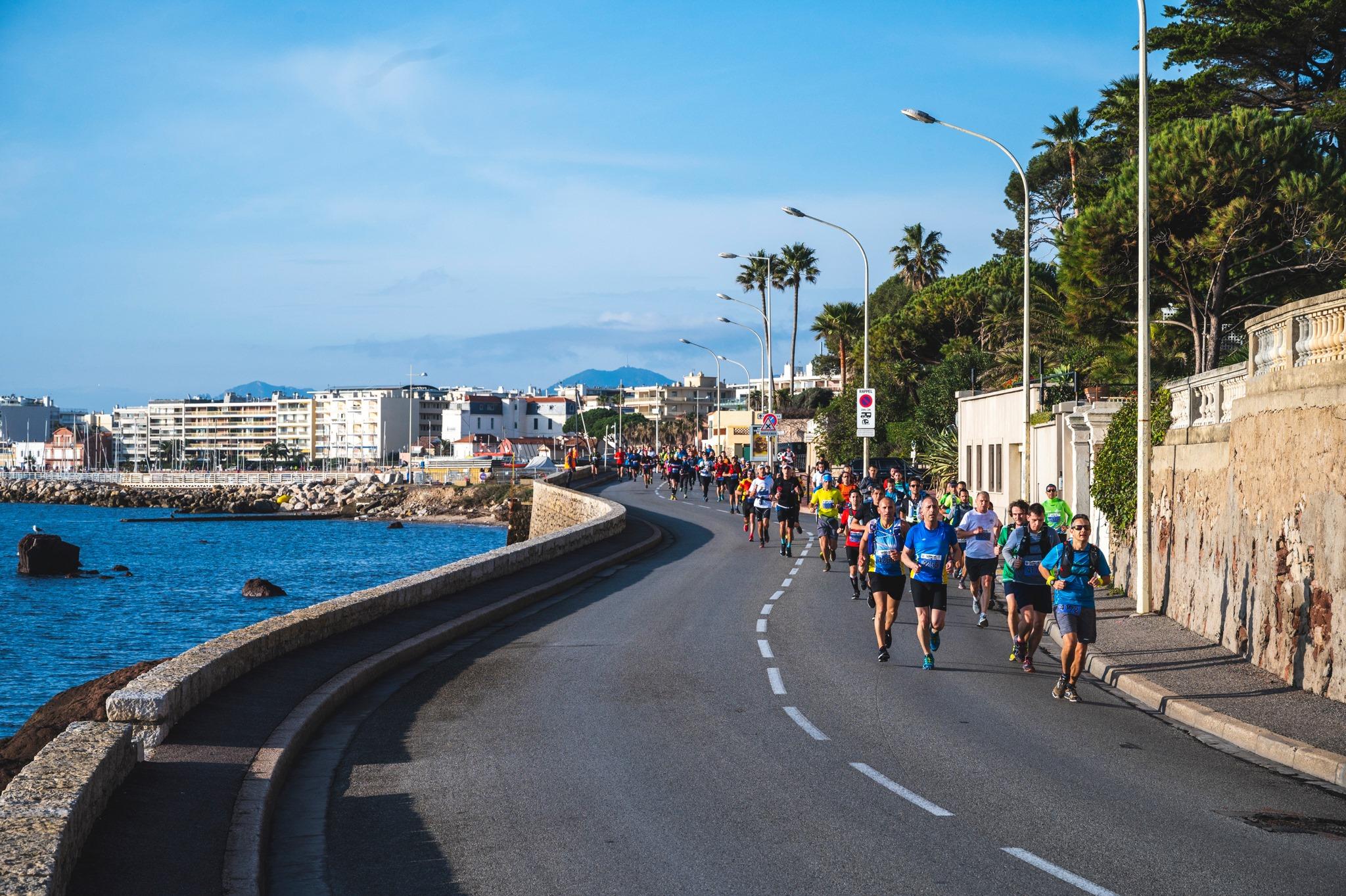 Faites du sport à Cannes - Crédit Cannes Urban trail