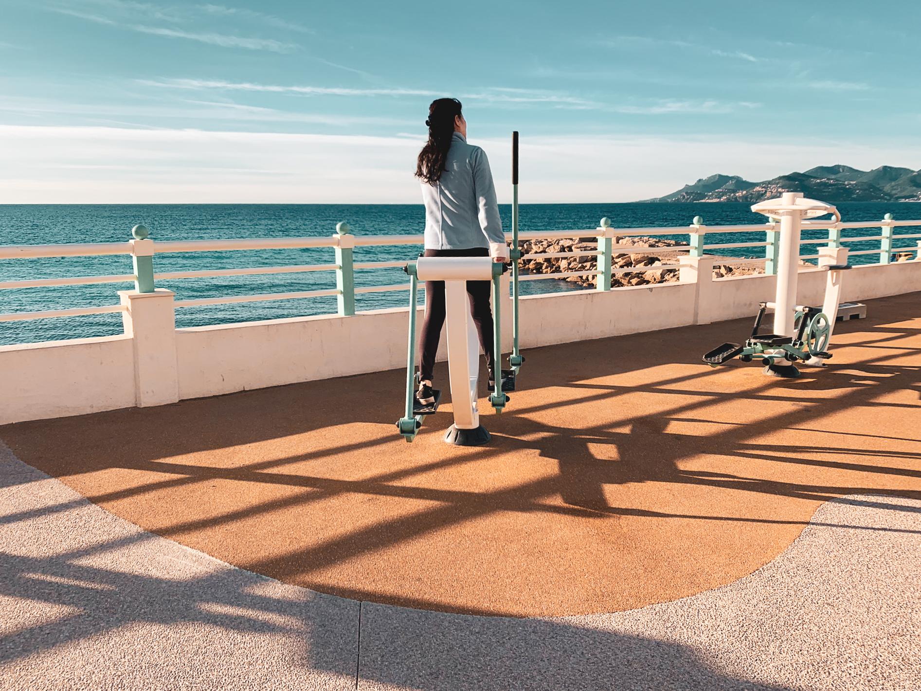Les activités sportives à faire à Cannes - Crédit Summer Hotels
