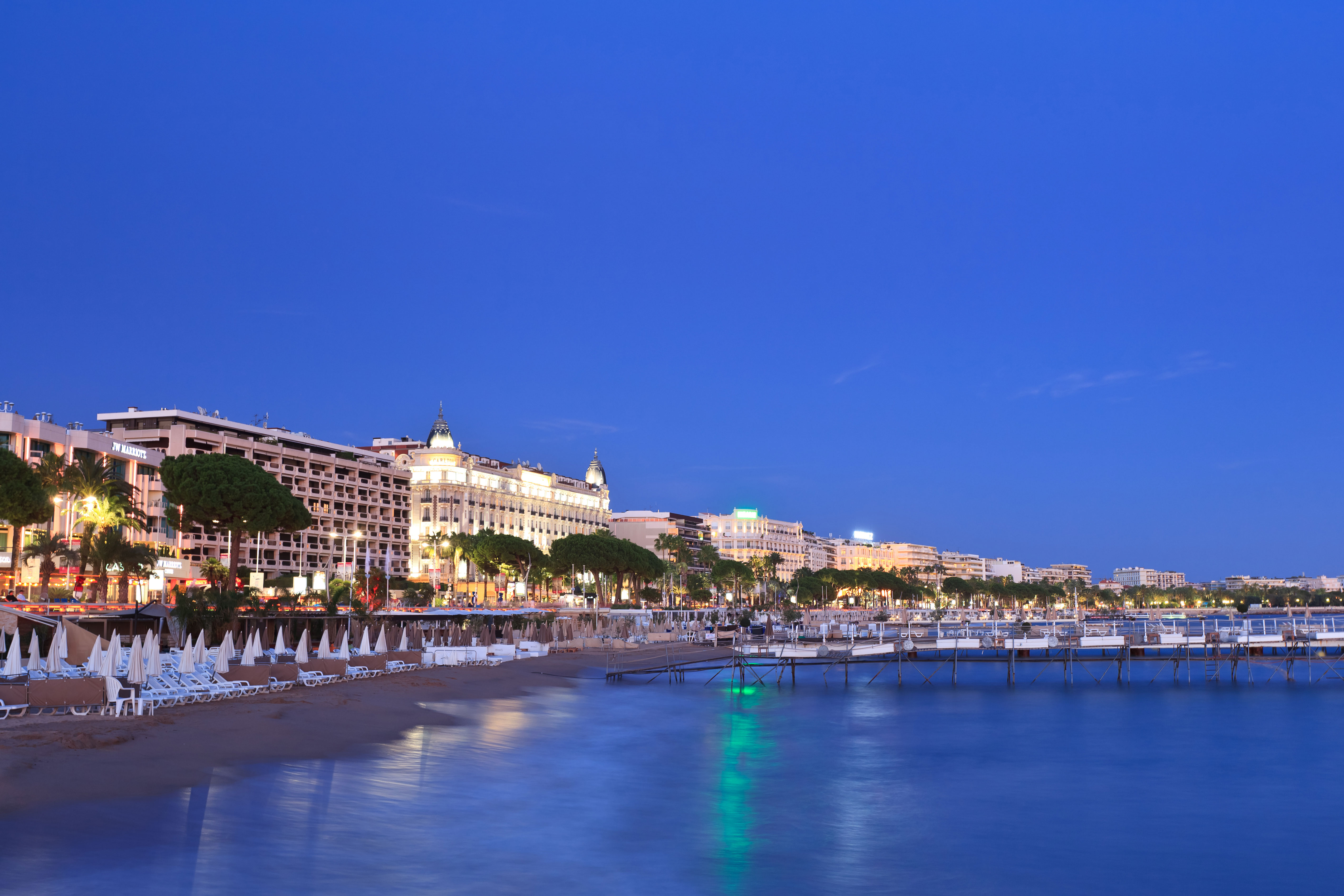 Cannes Croisette - French Riviera