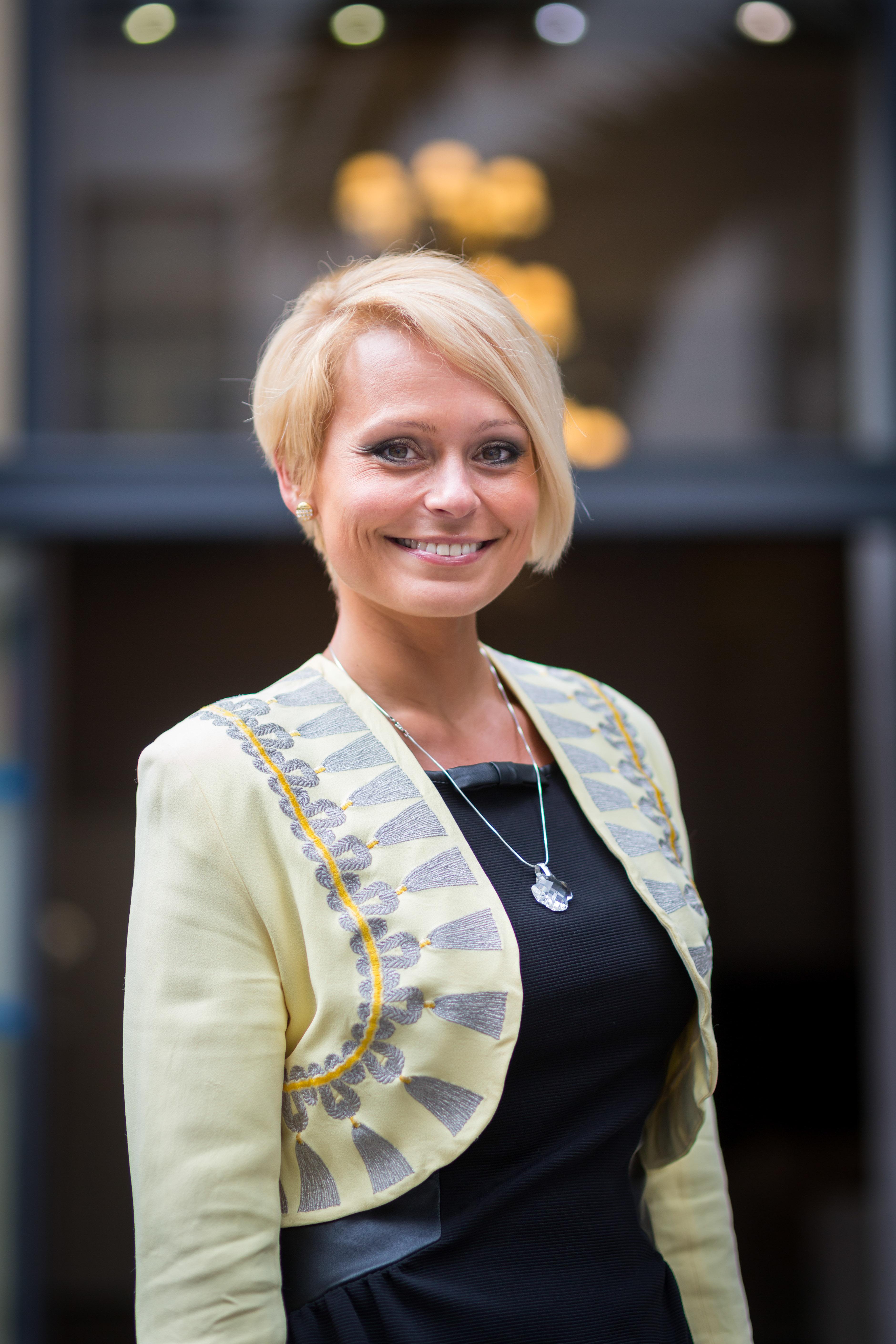 Nela Hornakova, nouvelle Directrice de l'Hôtel des Orangers Cannes